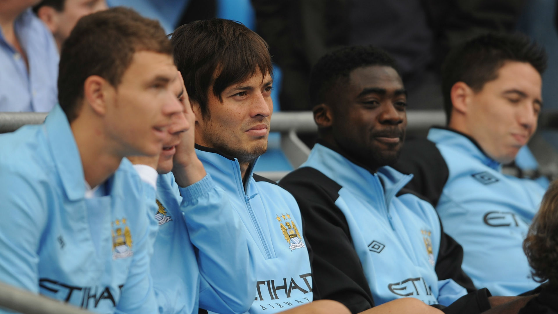 It was an honour to play with David Silva - Kolo Toure hails departing Man City great