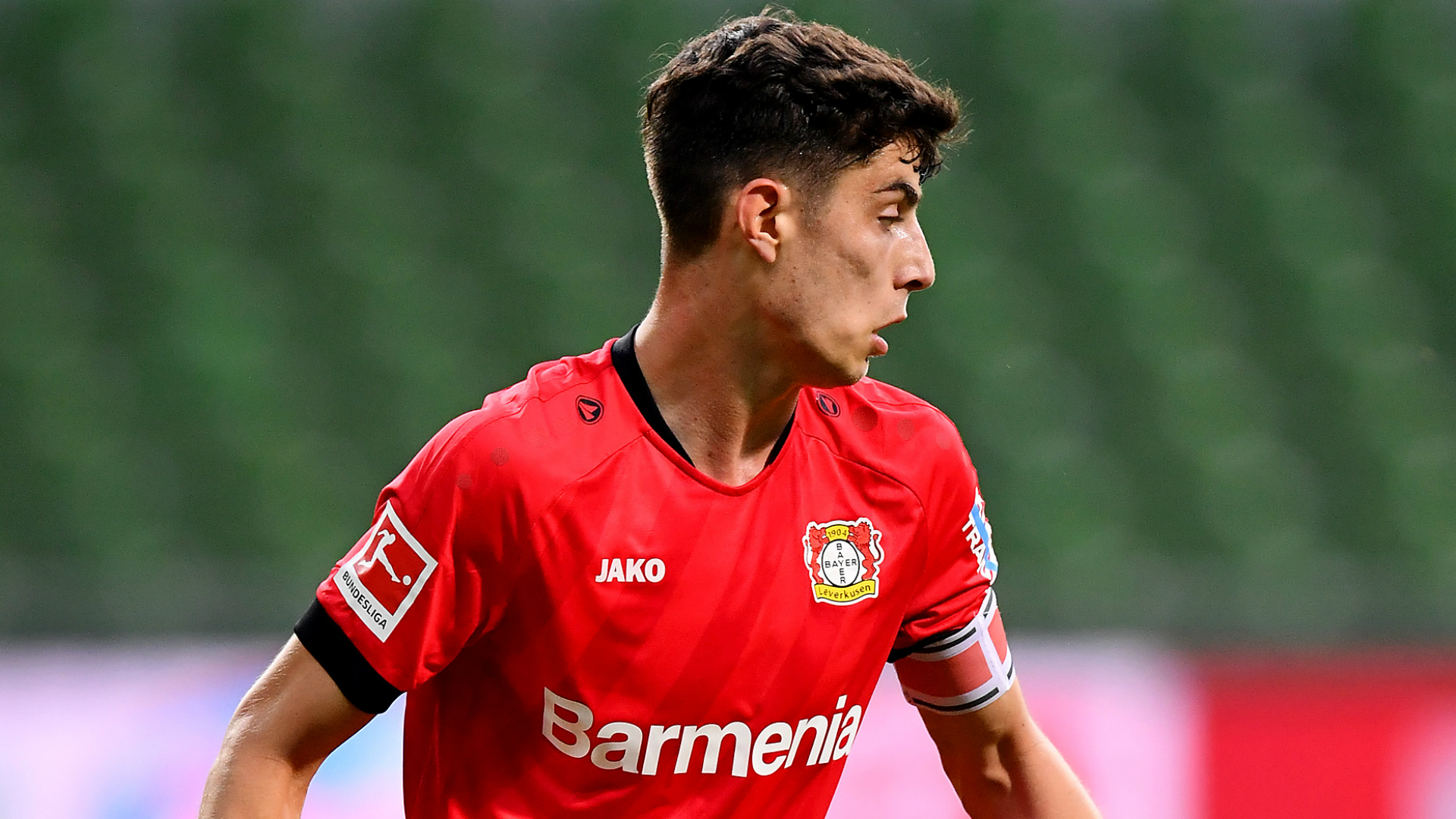 Chelsea target Havertz 'fighting' for Leverkusen and will face Rangers - Bosz