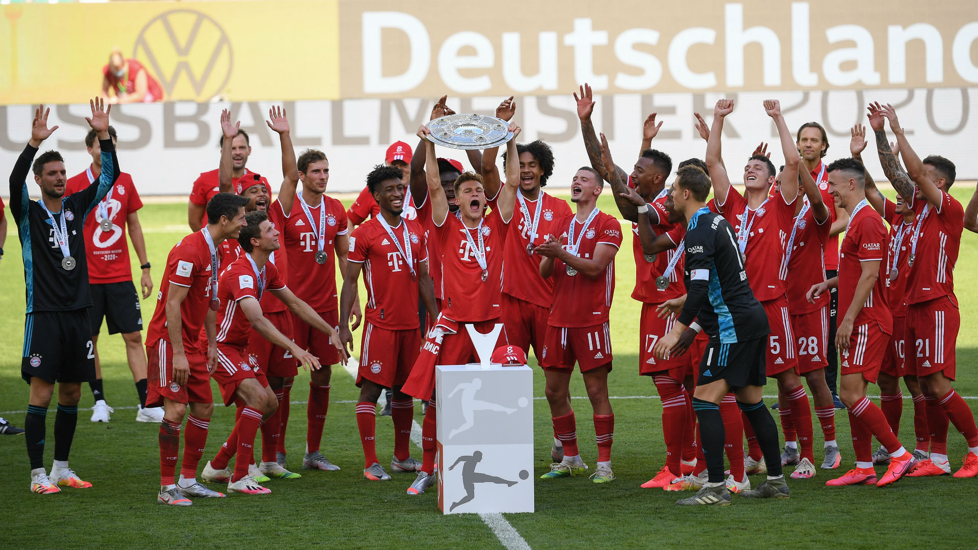 Bundesliga 2020-21 fixtures: Bayern set to face Schalke in opening game