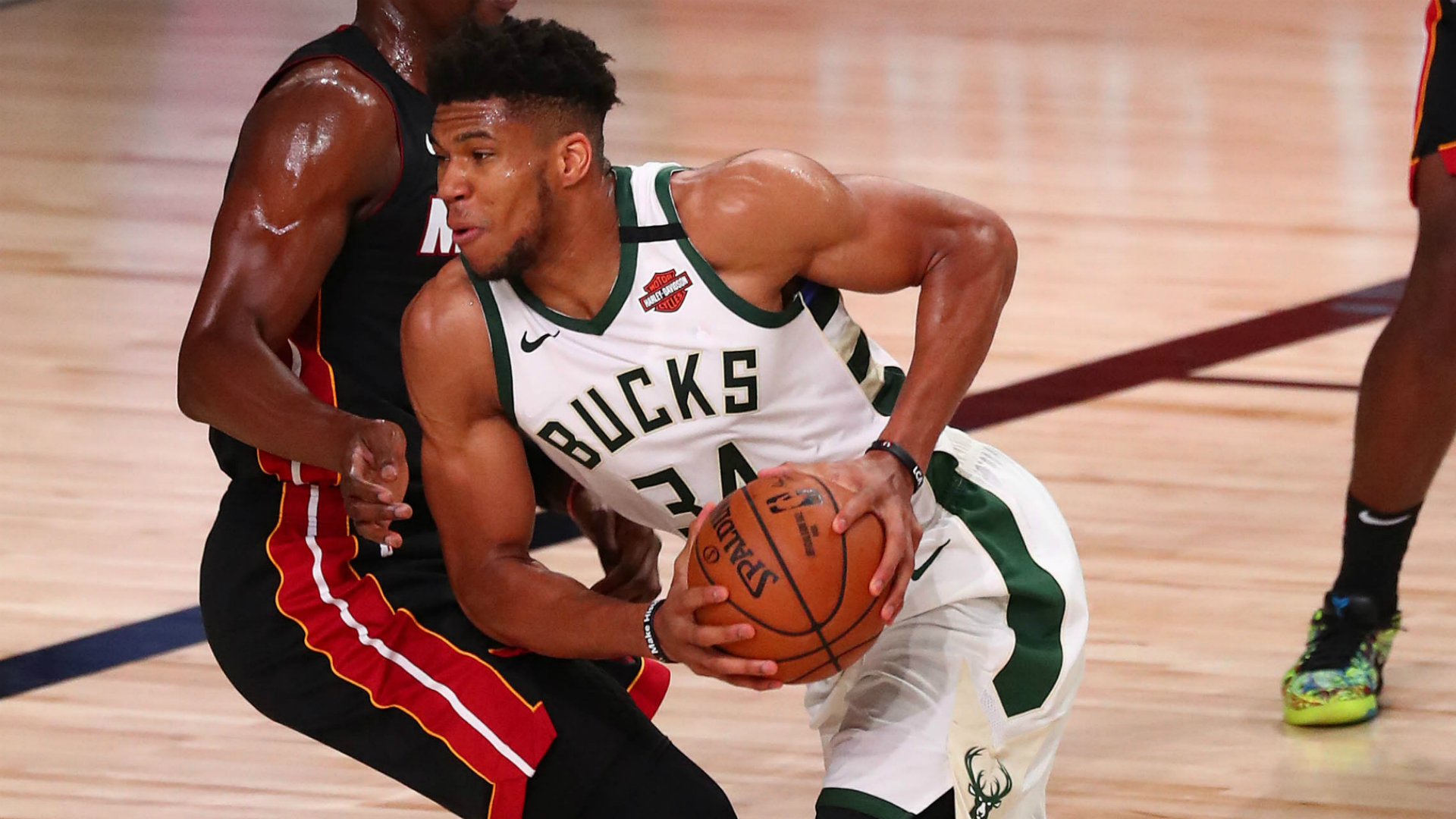 Giannis: Biggest threat to Bucks reaching NBA Finals? Ourselves