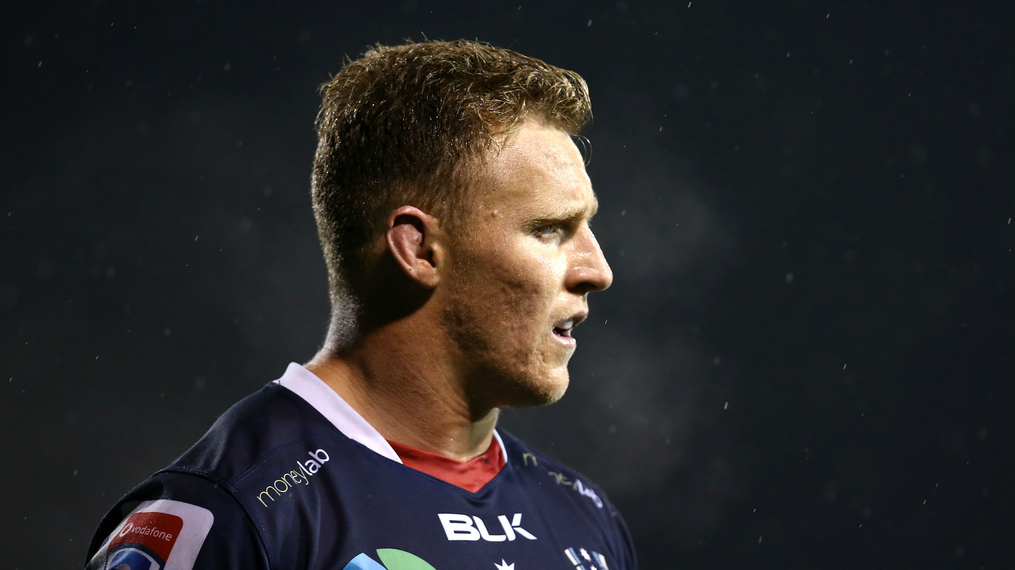 Hodge at the double as Rebels end Brumbies' perfect start