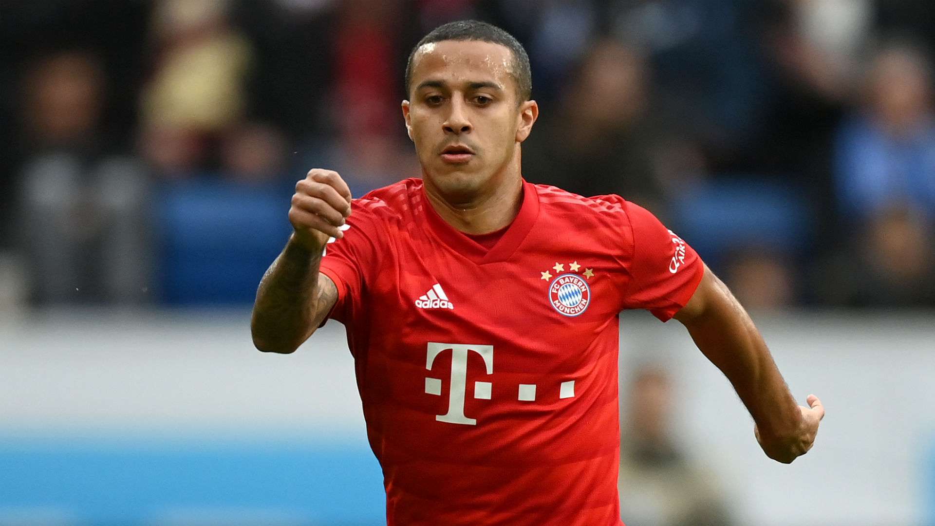Flick 'totally understands' why Thiago may want Premier League move