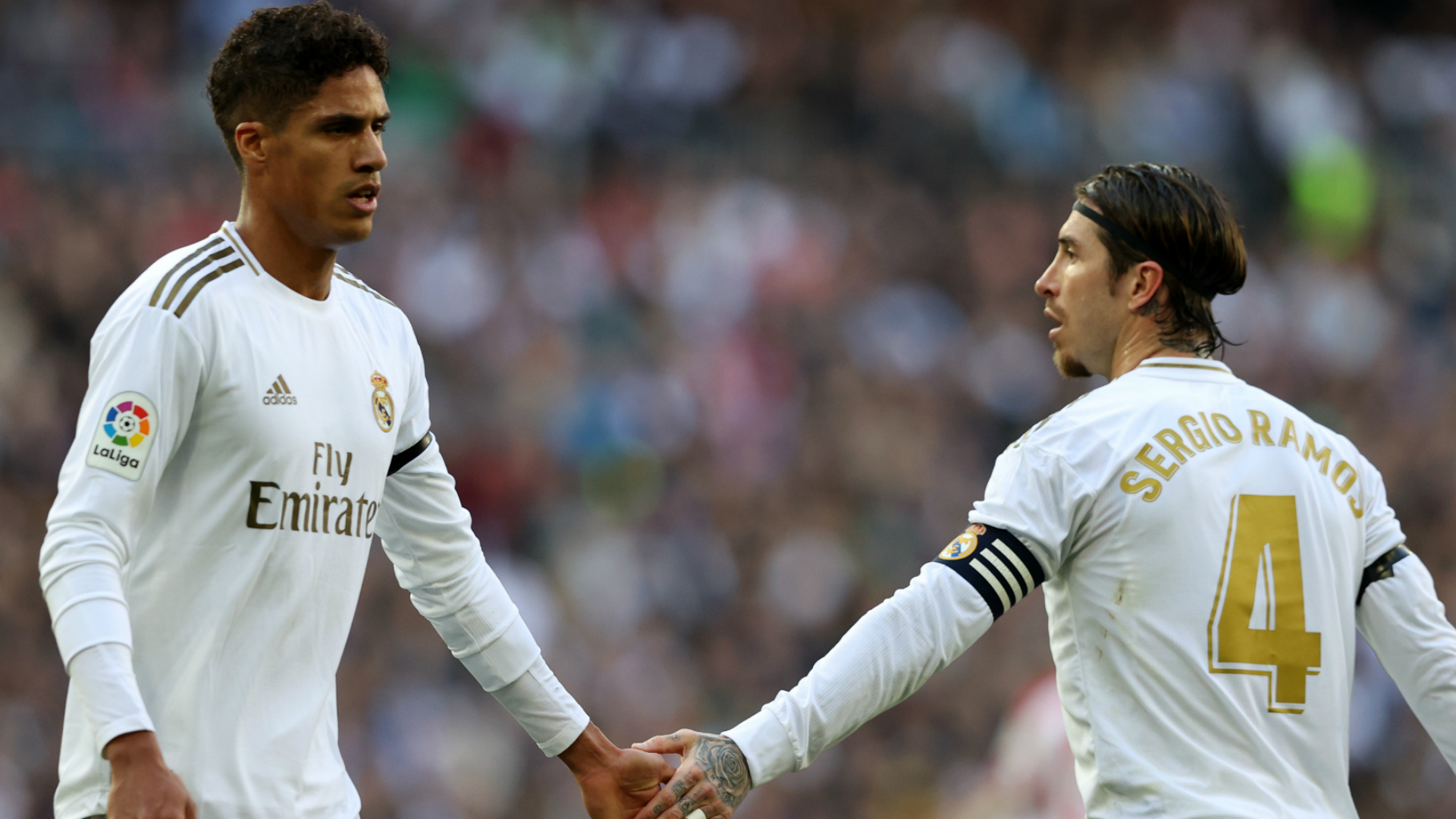Real Madrid need many leaders in Ramos' absence against Man City – Varane