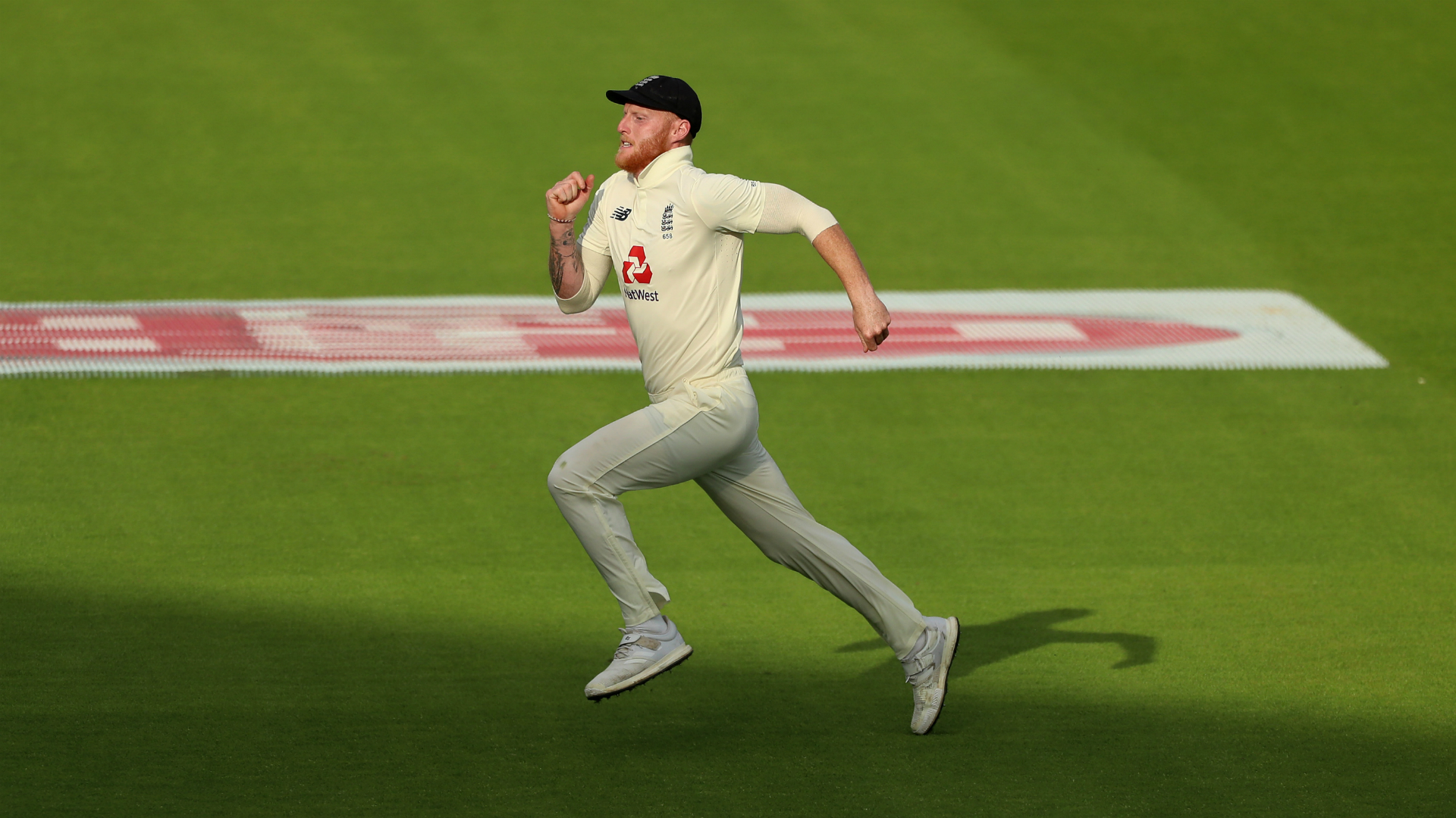 Stokes strikes as England prepare for Old Trafford chase