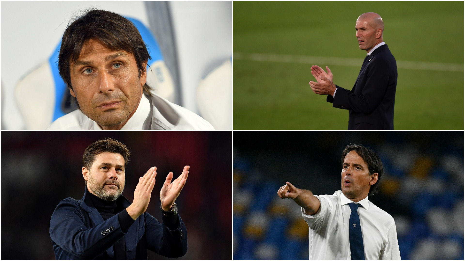 Juventus sack Sarri: Pochettino, Zidane and the contenders to take over at the Bianconeri