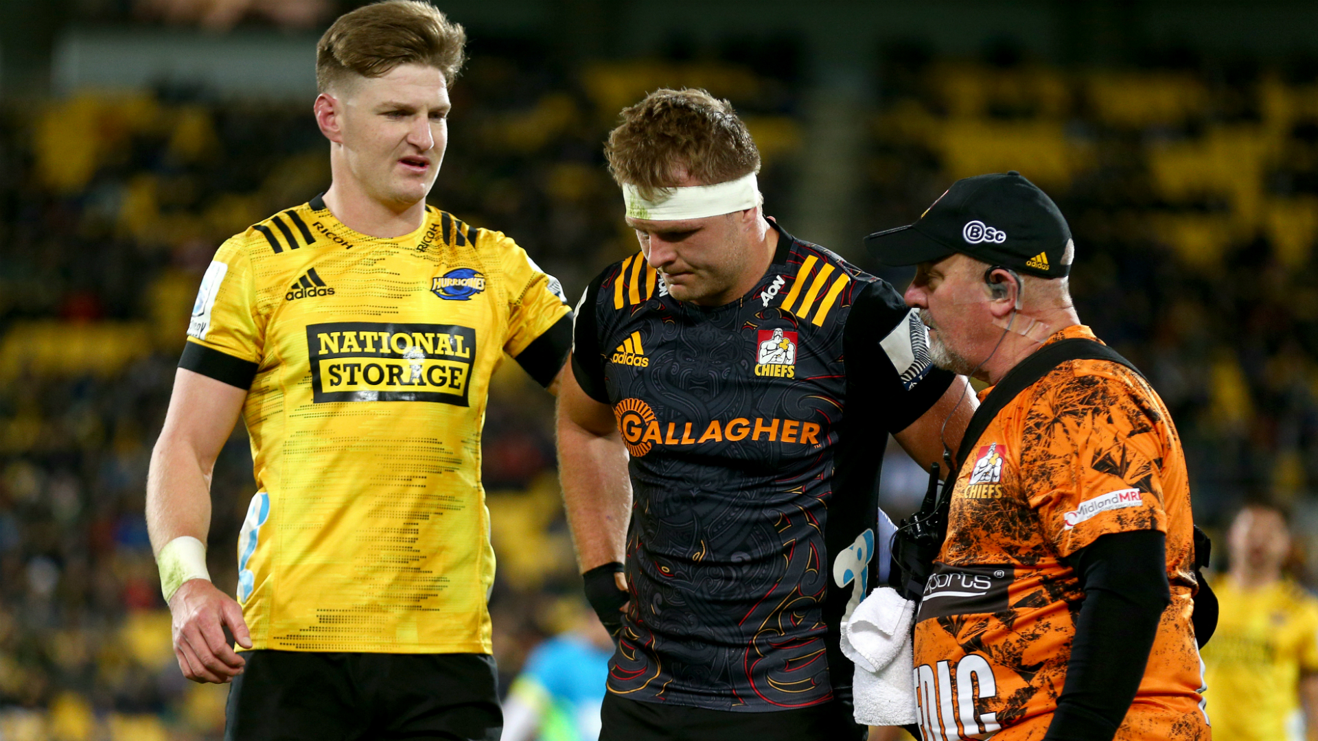 Hurricanes 31-18 Chiefs: Cane scare compounds misery as Gatland switches focus to Lions