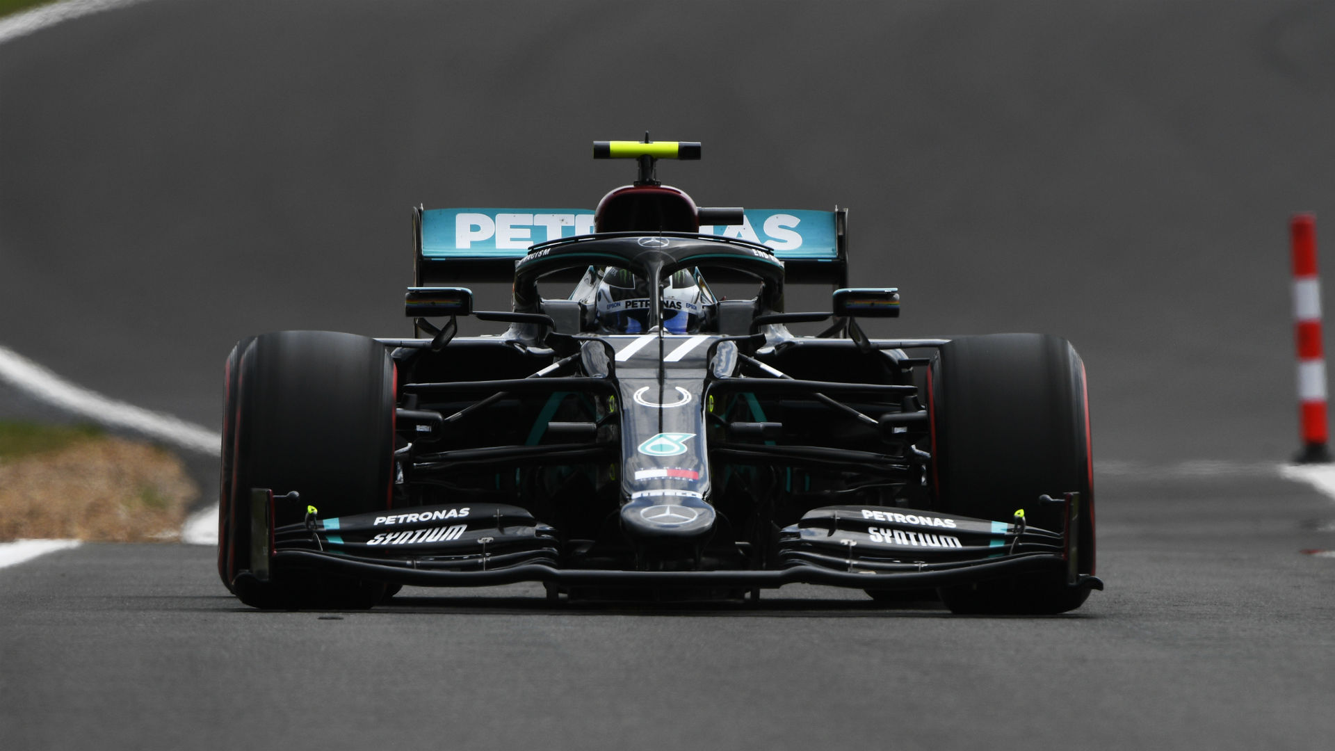 F1 2020: Bottas pips Hamilton to pole for 70th Anniversary GP