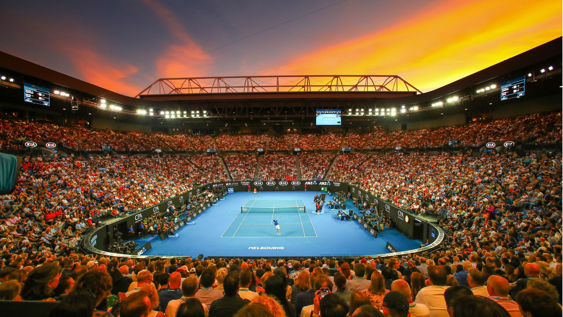 Tiley confident Australian Open plans close to being finalised amid cancellation reports