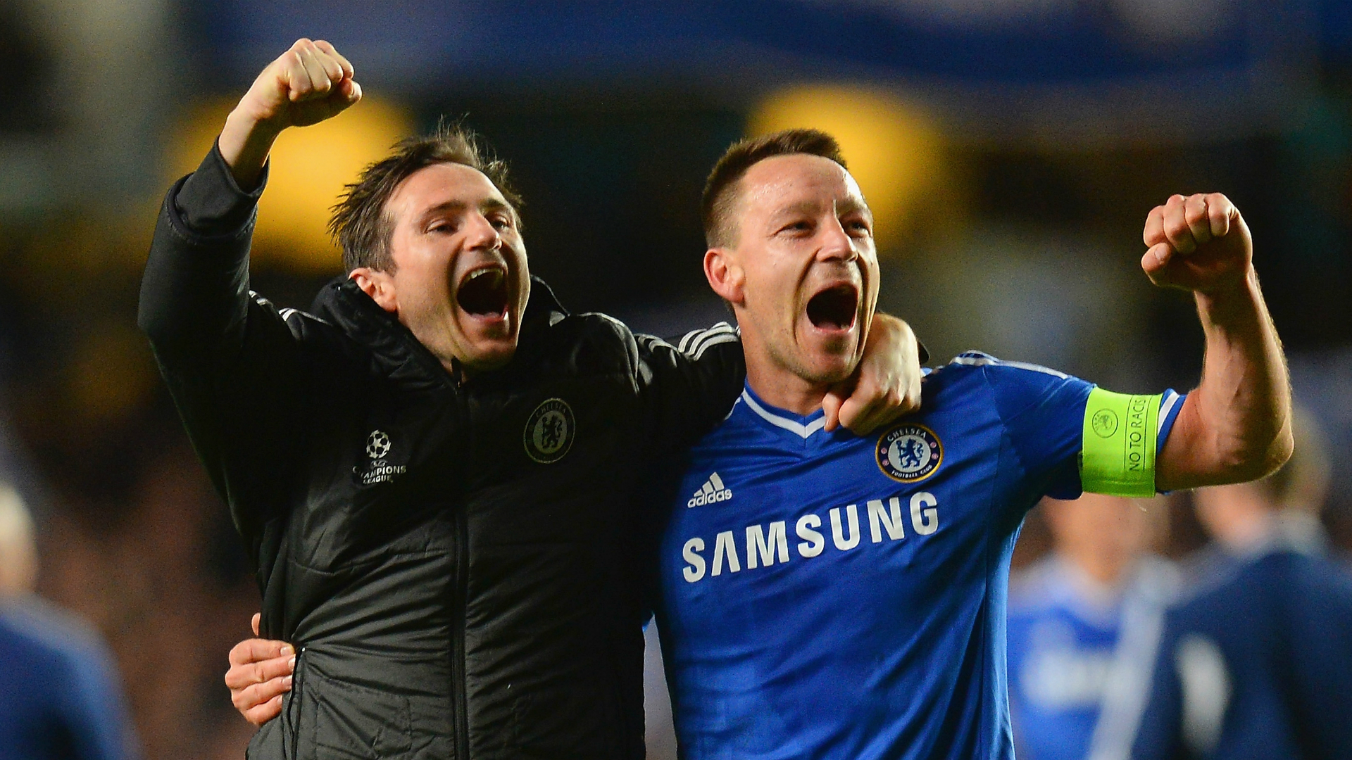 John Terry gets Lampard backing amid Derby job links