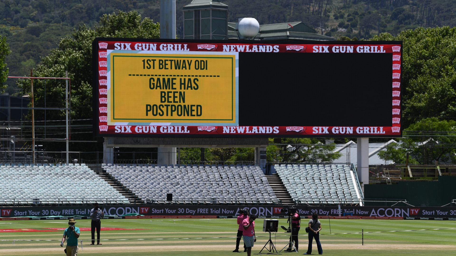 No justification for England to go home early - CSA