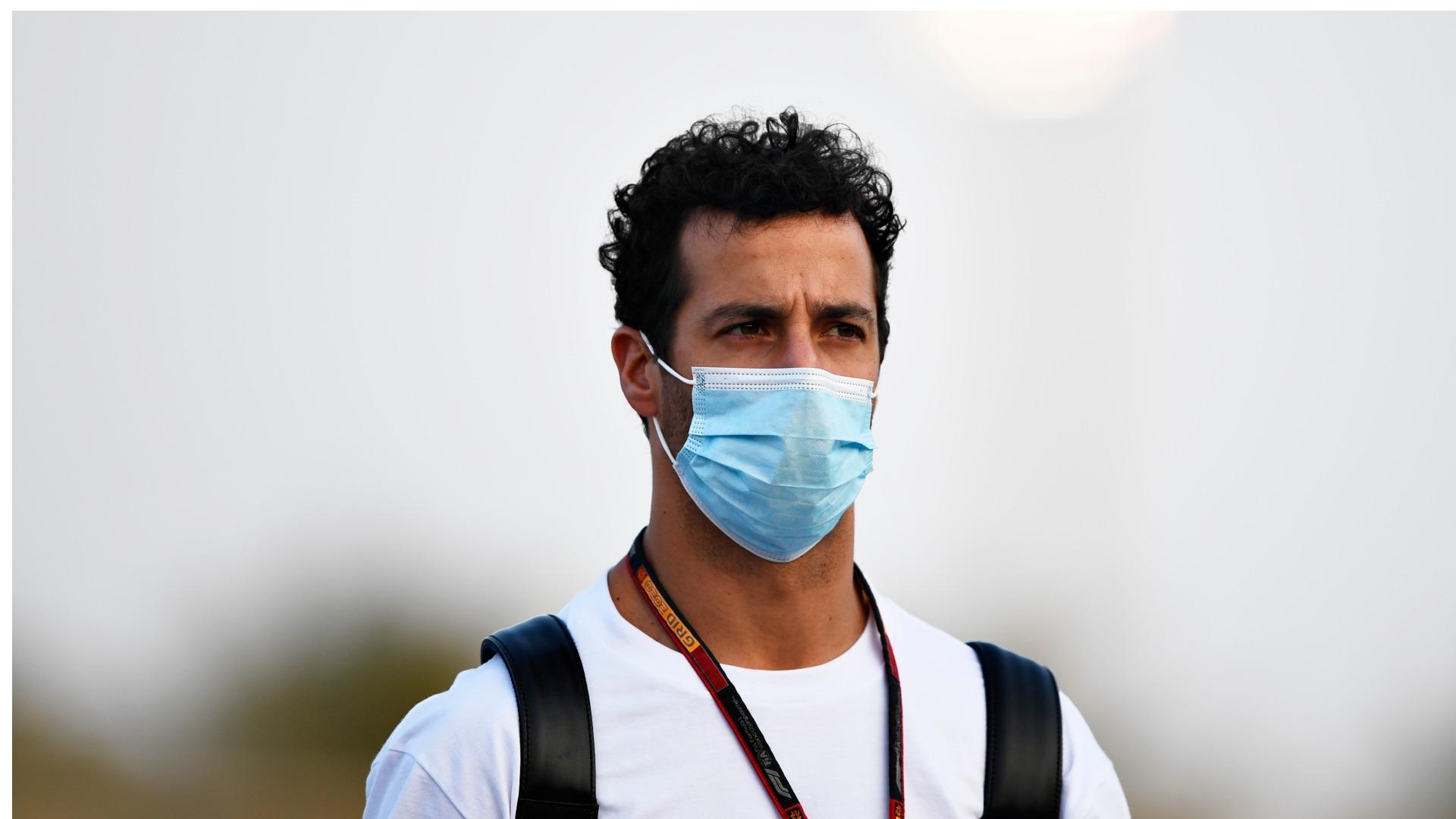 Ricciardo reveals COVID-19 scare after Tuscan Grand Prix