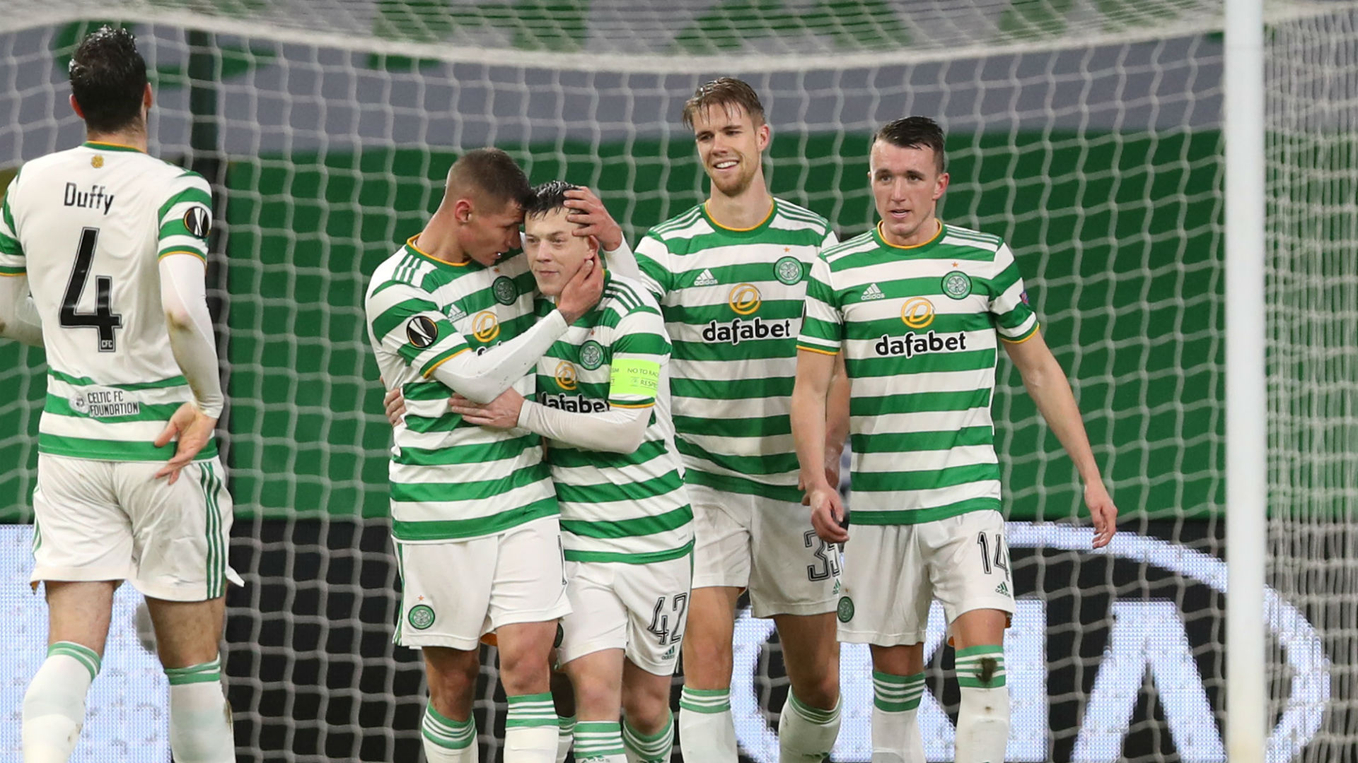 Celtic 3-2 Lille: Turnbull strike seals much-needed win for Lennon