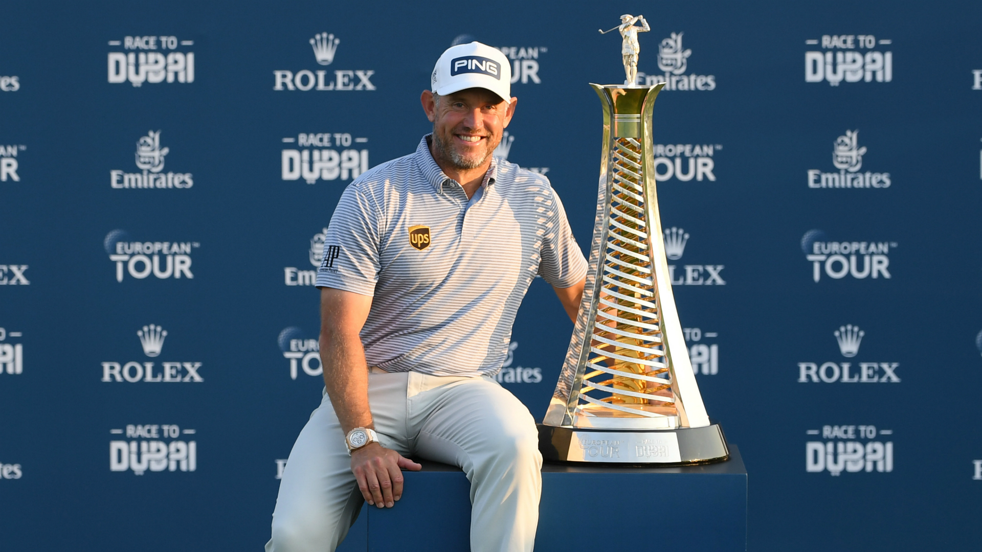 Lee Westwood targets Ryder Cup after Race to Dubai glory