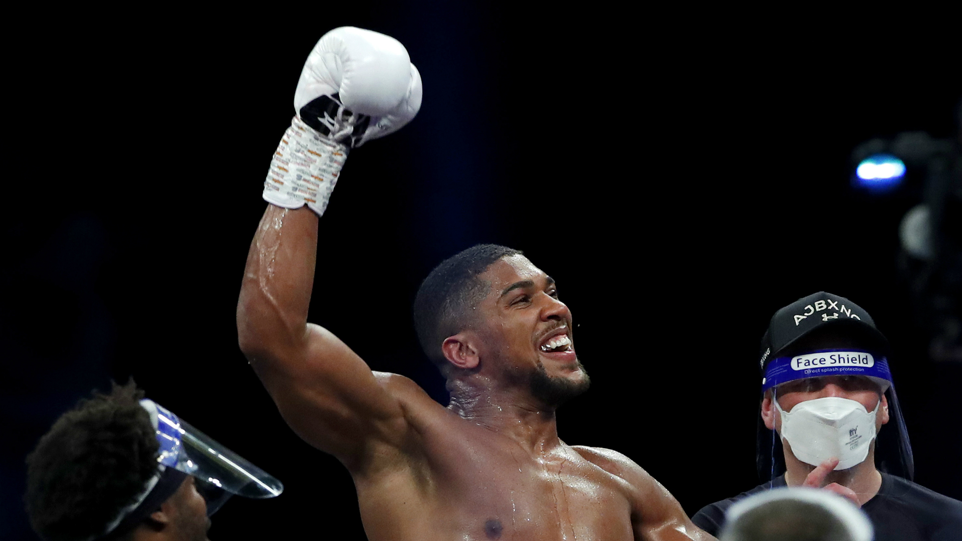 Joshua-Fury could be confirmed in 'a couple of days' – Hearn