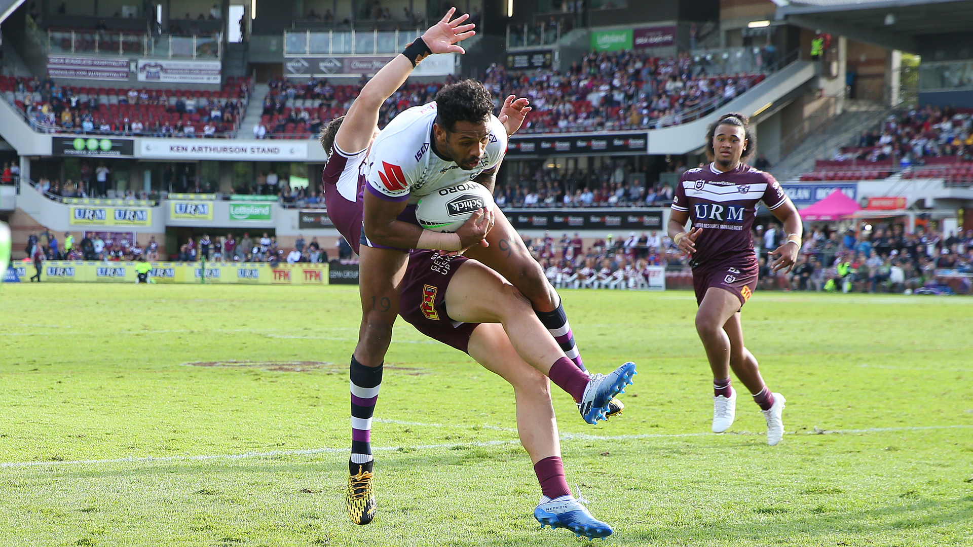 Addo-Carr to join Bulldogs on four-year deal from 2022