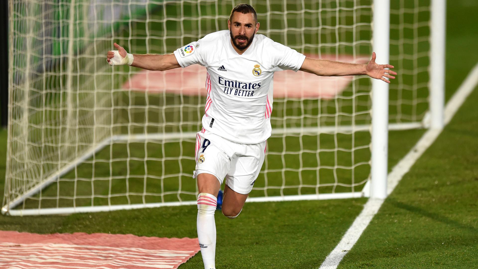 Benzema is the best – Zidane hails striker after Madrid brace