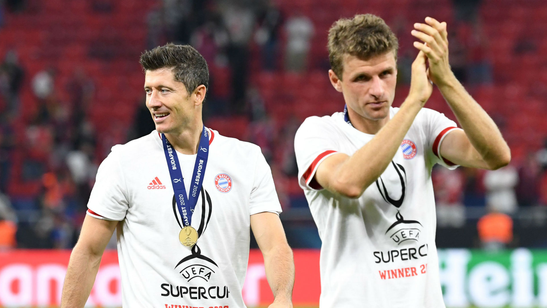 There's only one LewanGOLski – Muller backing Lewy for FIFA Best Awards