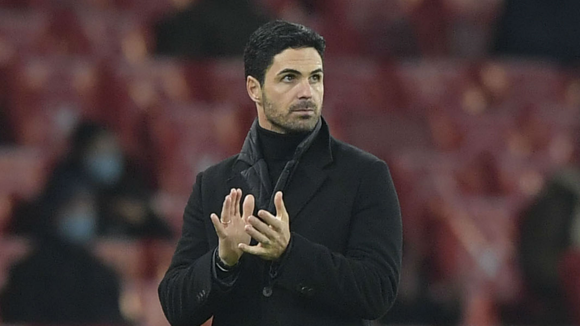 Arteta insists he feels Arsenal support despite 'one of the most challenging years in the club's history'