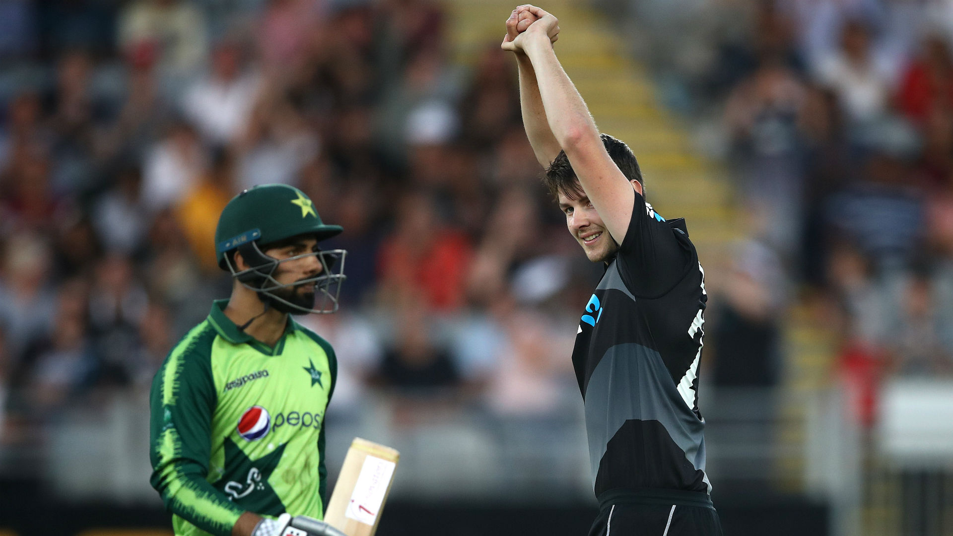Duffy stars on debut as New Zealand take T20 series opener