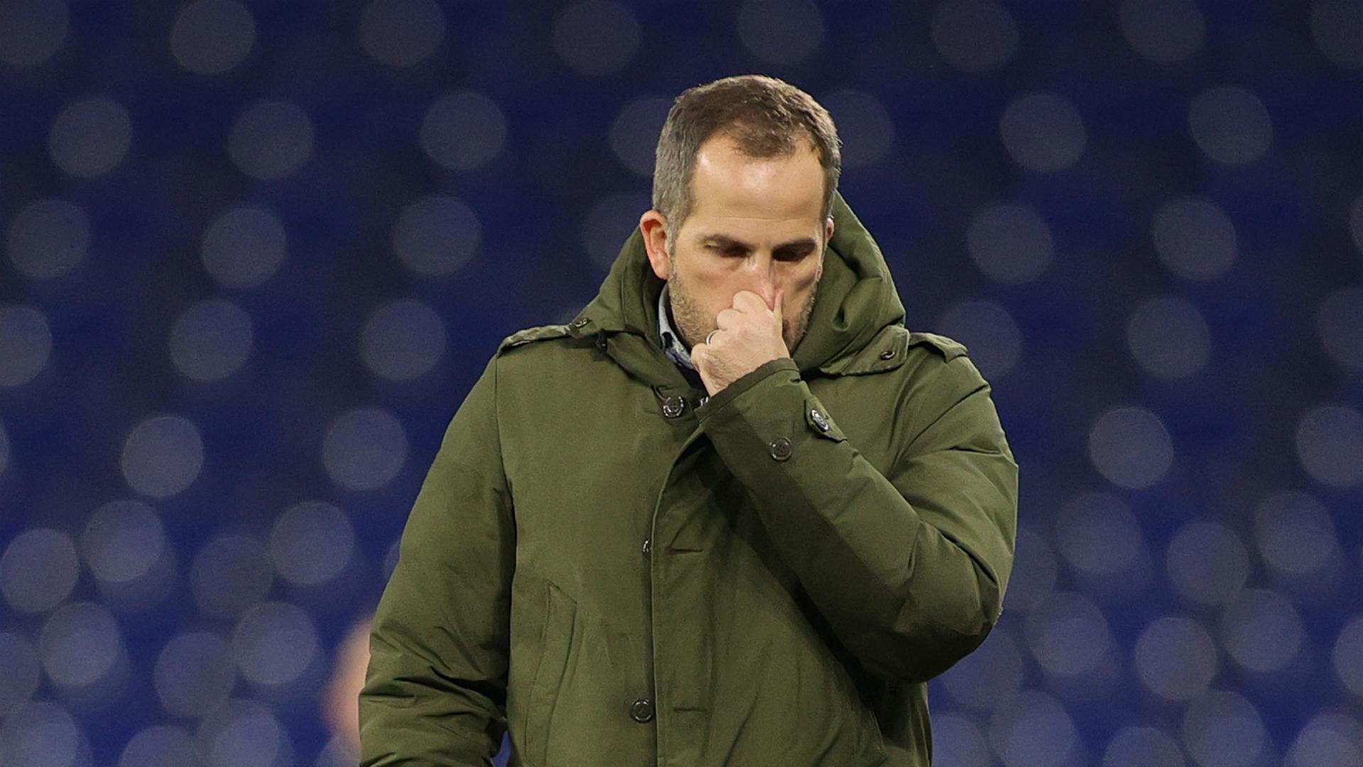 Schalke sack second head coach of season as Baum gets the boot