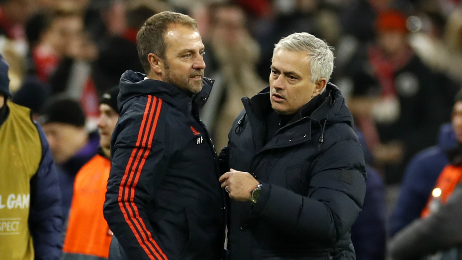 Mourinho: Flick will only win best coach award if Bayern find more competitions to win!
