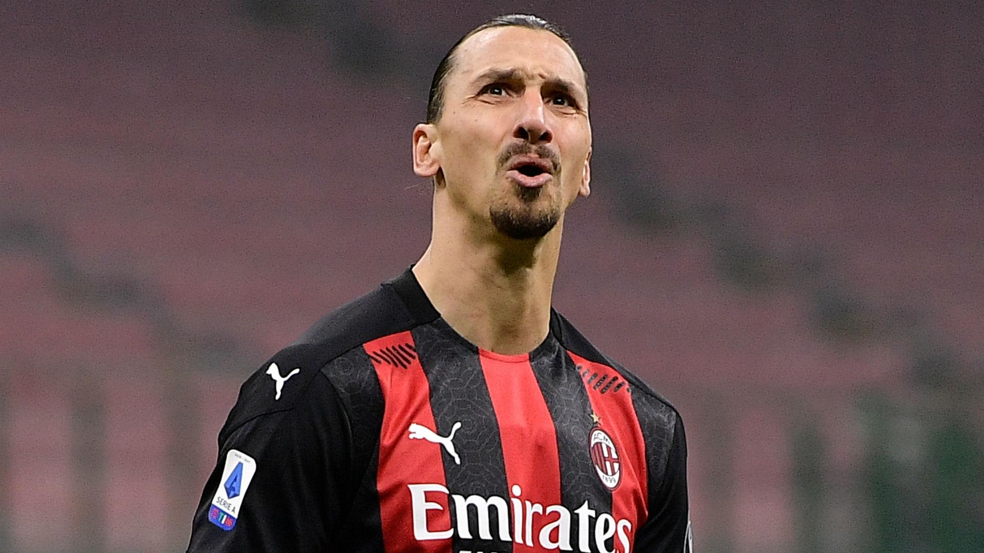 Ibrahimovic's setback will not change Milan's transfer plans – Pioli
