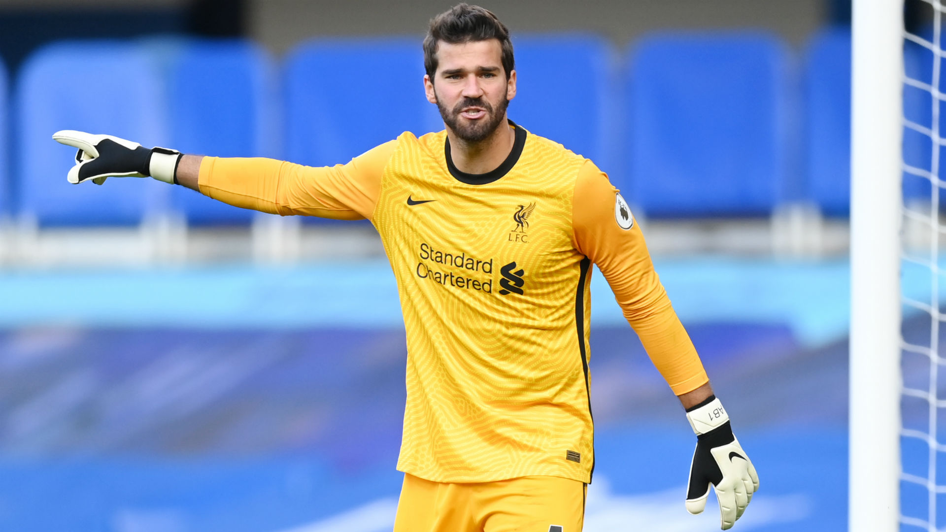 Alisson blow as Liverpool turn to Kelleher for Ajax crunch clash