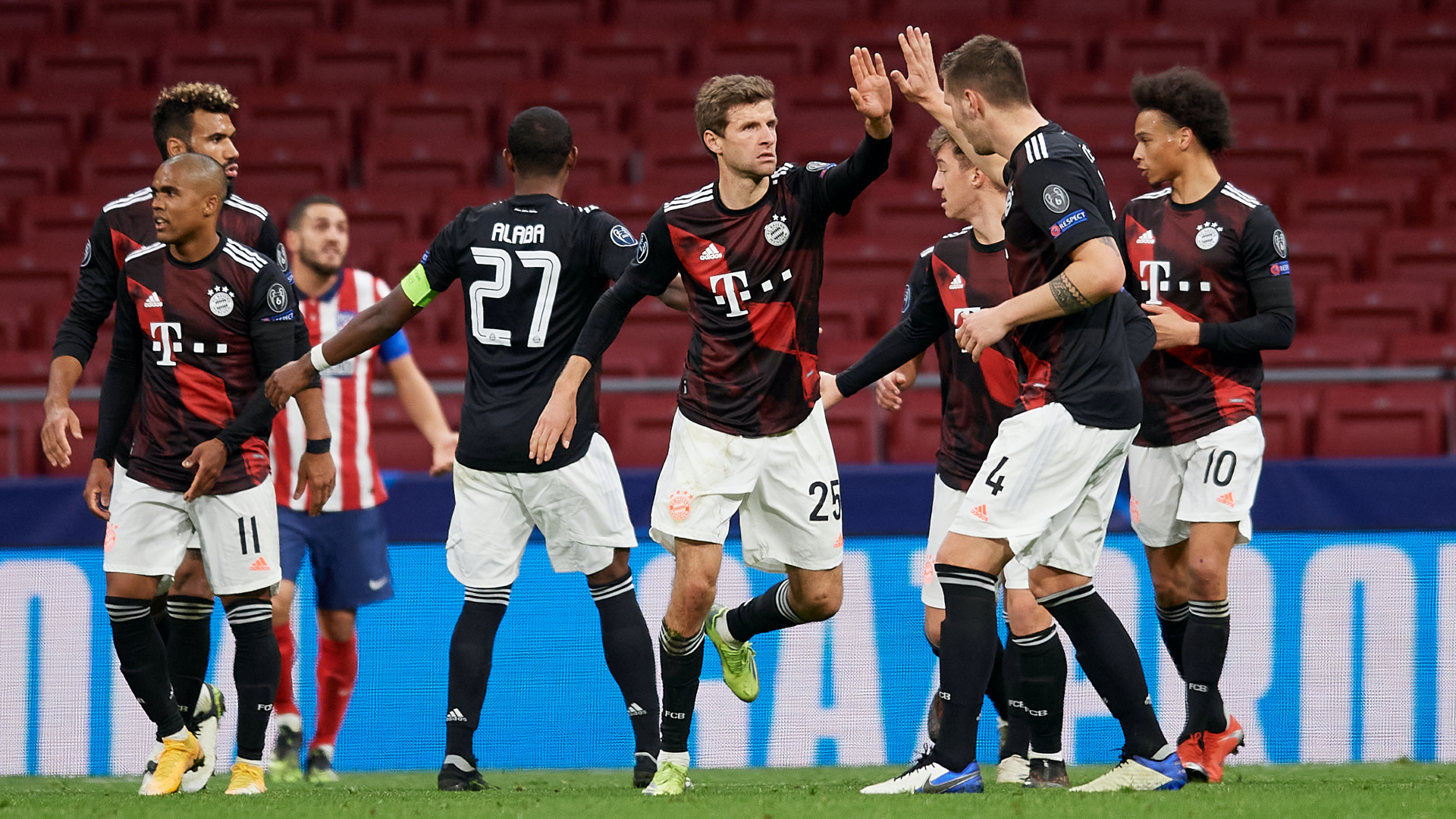 Martinez points to bright future for Bayern after Atletico draw