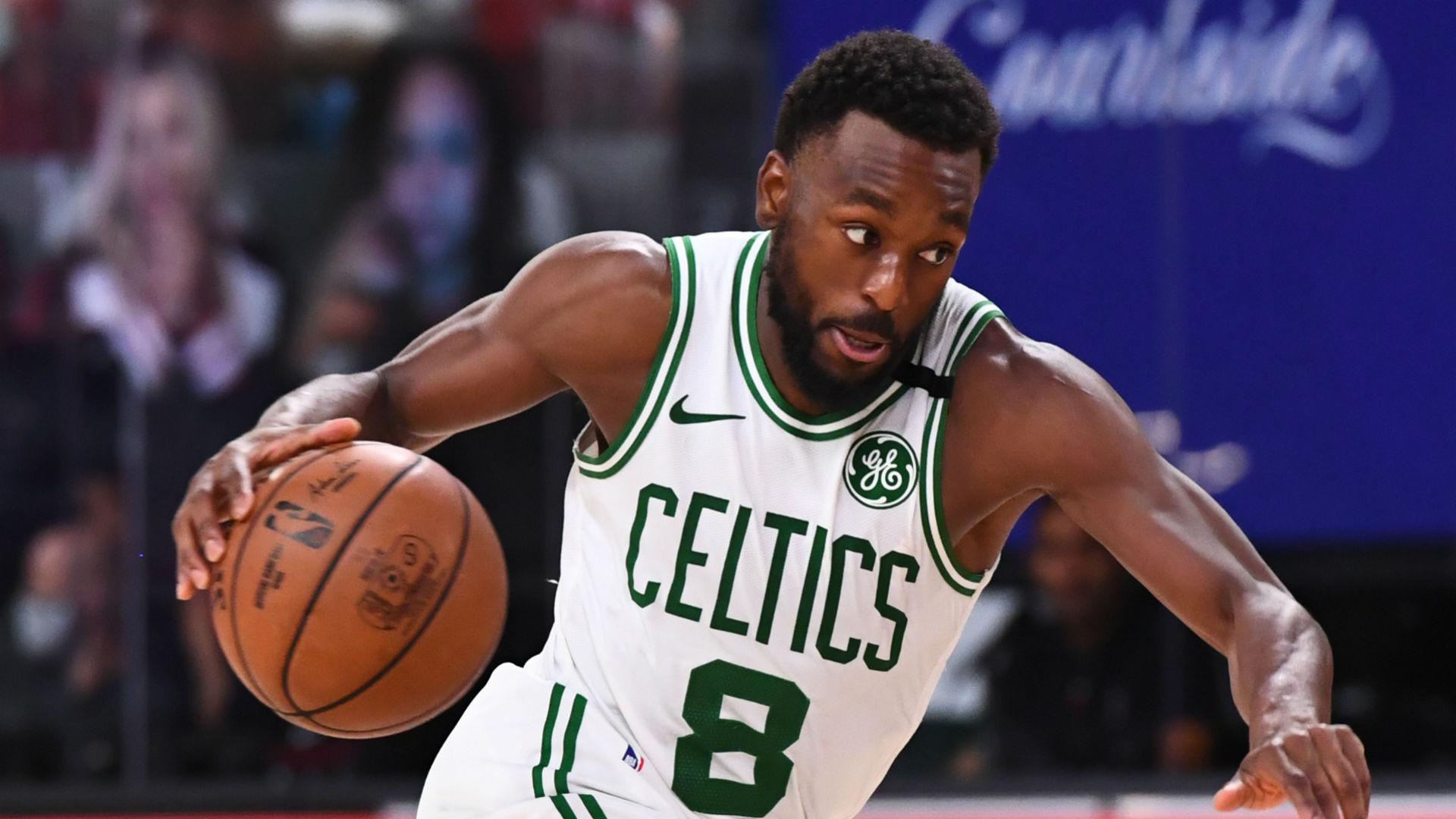 Celtics guard Walker set to miss start of NBA season