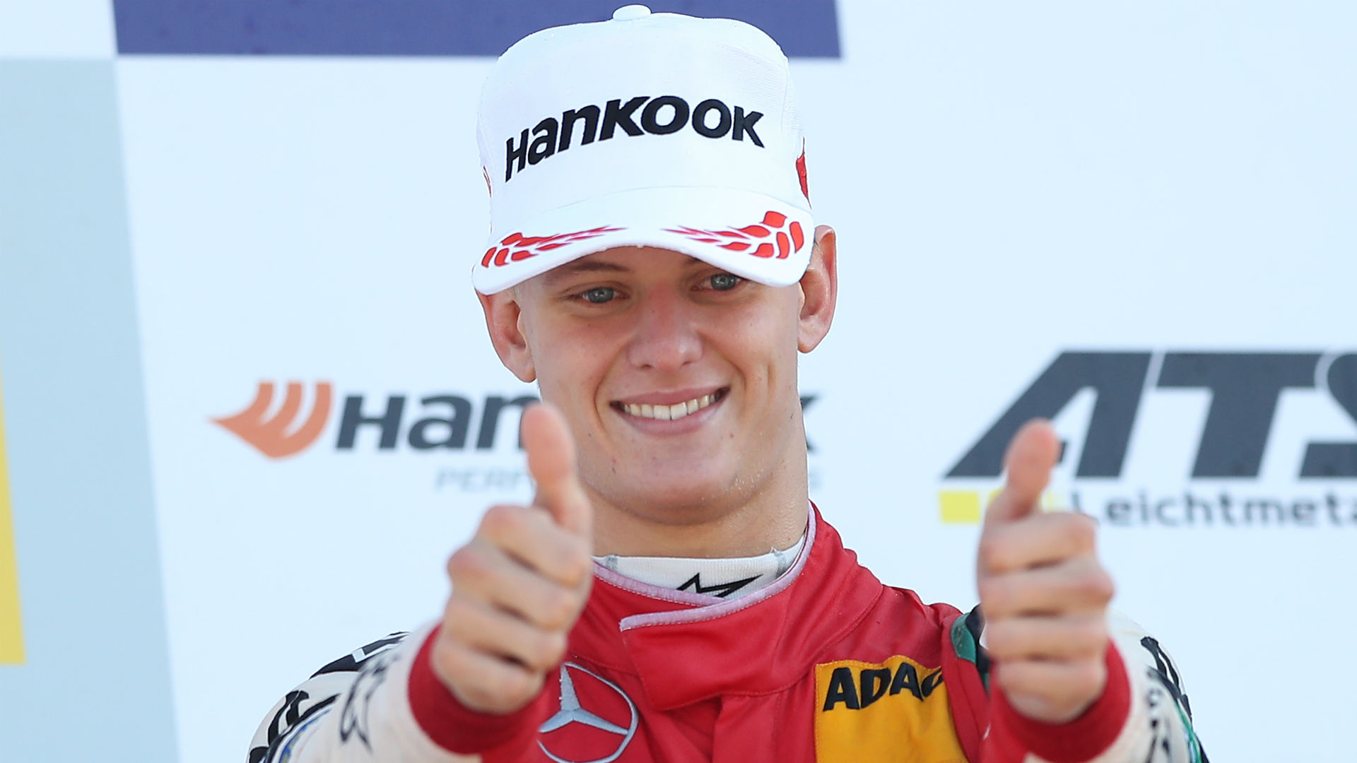 Mick Schumacher 'simply speechless' but always believed F1 dream would come true