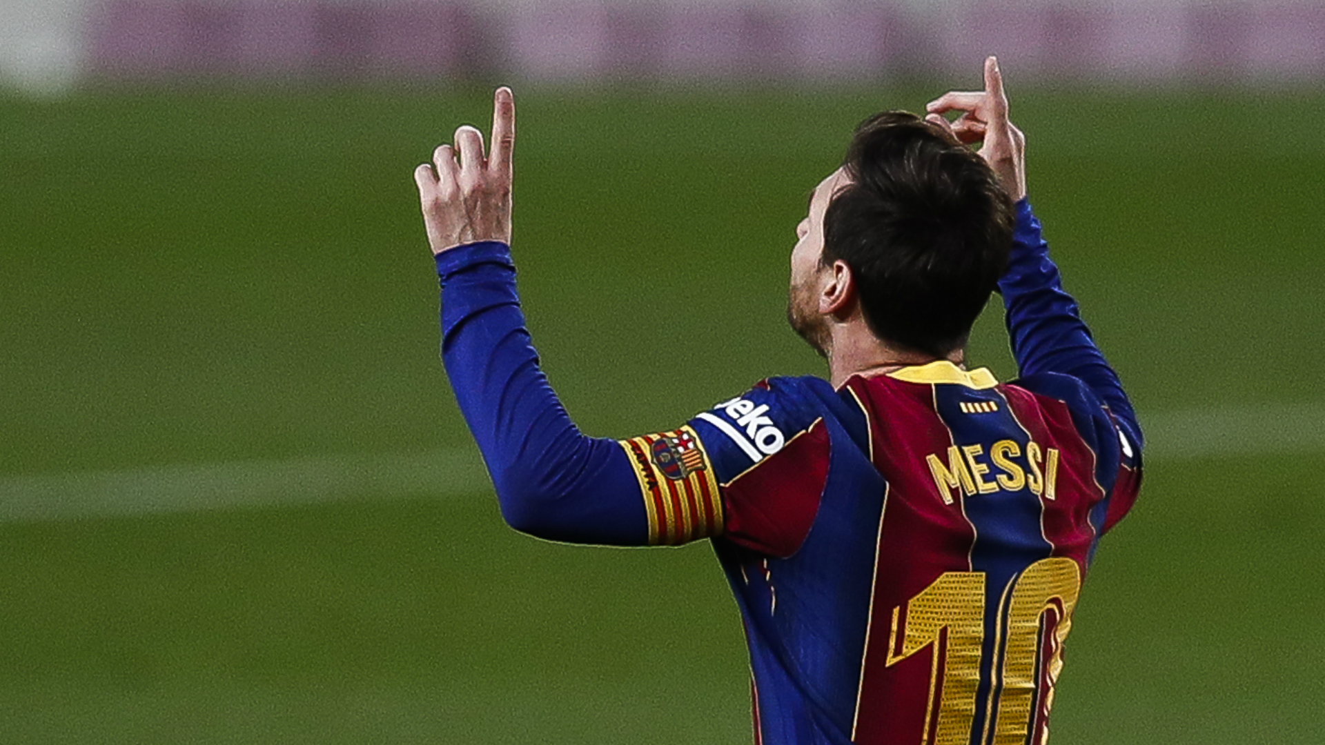Barcelona 2-2 Valencia: Messi matches Pele record but Koeman's men are held at Camp Nou