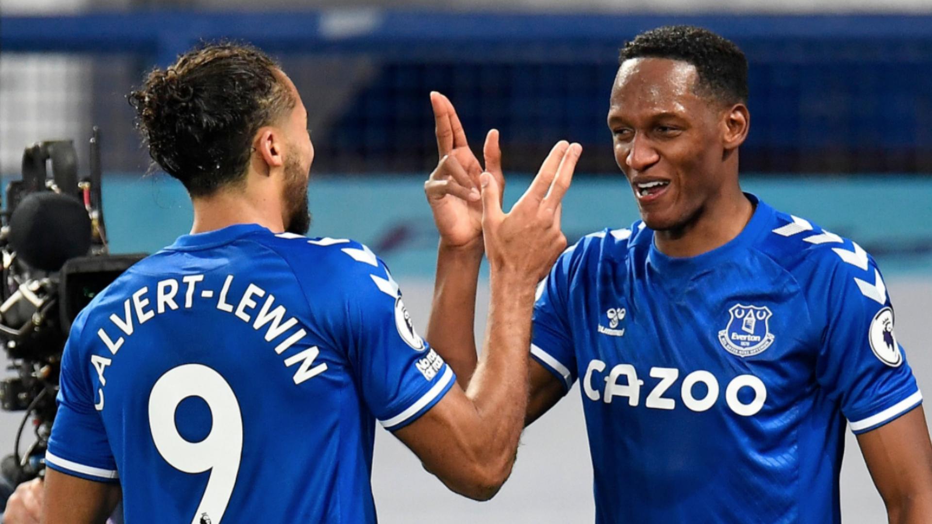 Everton 2-1 Arsenal: Pressure mounts on Arteta as Toffees move second