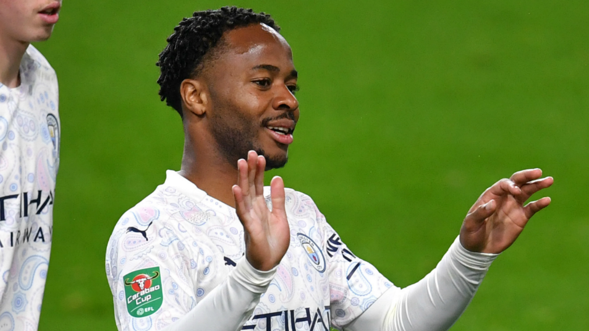 Sterling says Man City had to 'dig deep' to find winning formula