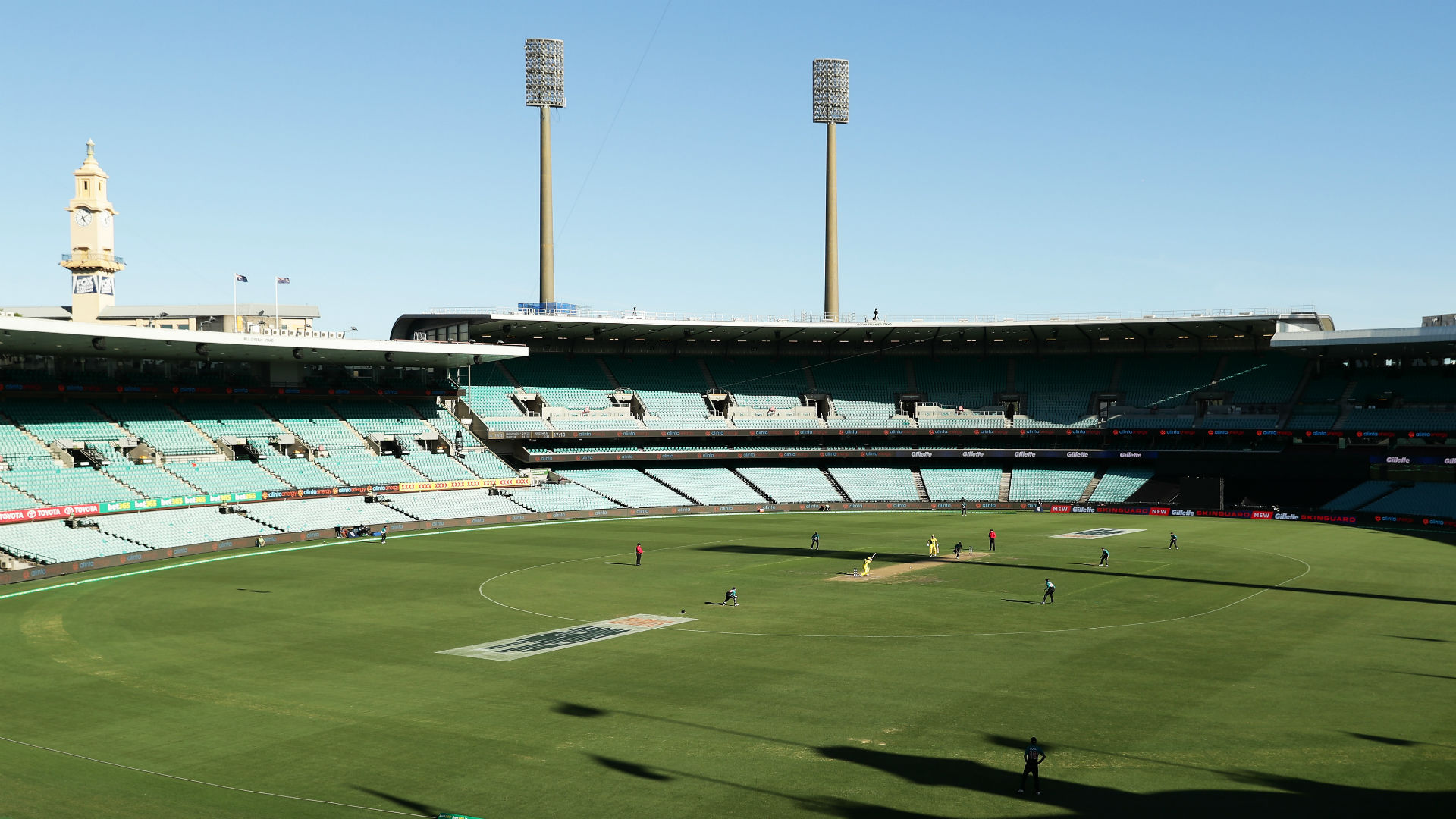 Plans for Sydney Test to go ahead as scheduled despite coronavirus outbreak
