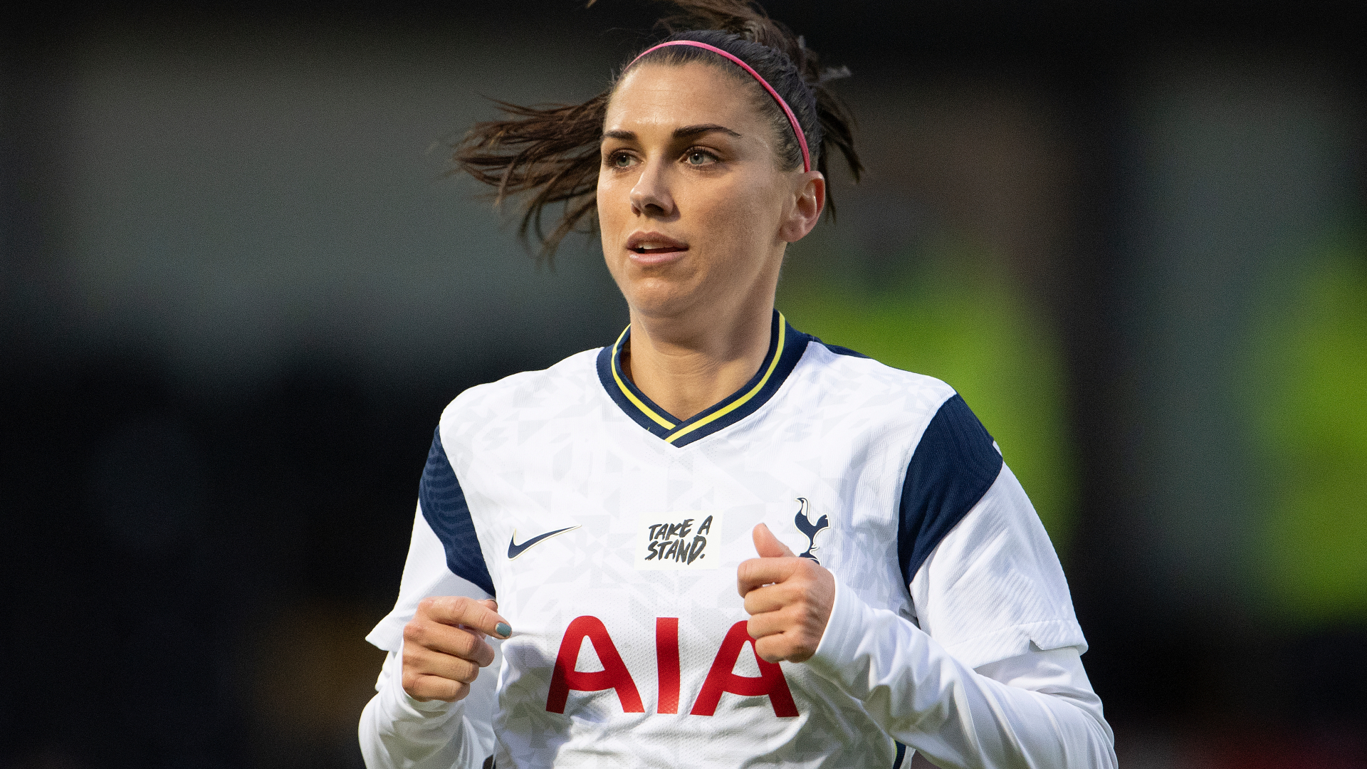 Alex Morgan to leave Tottenham and return to USA in 2021