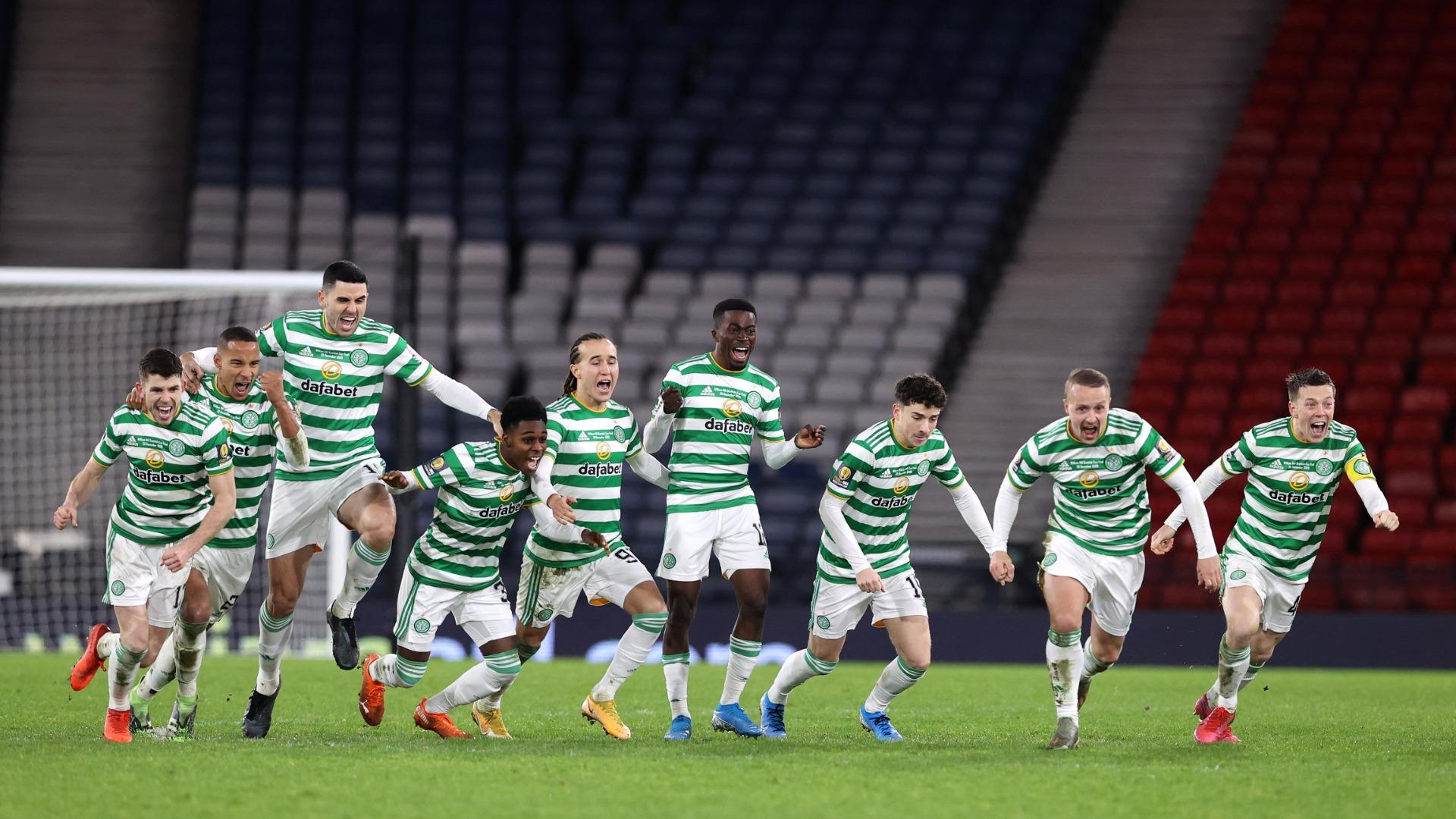Celtic finally break Hearts in thriller to seal unprecedented quadruple treble