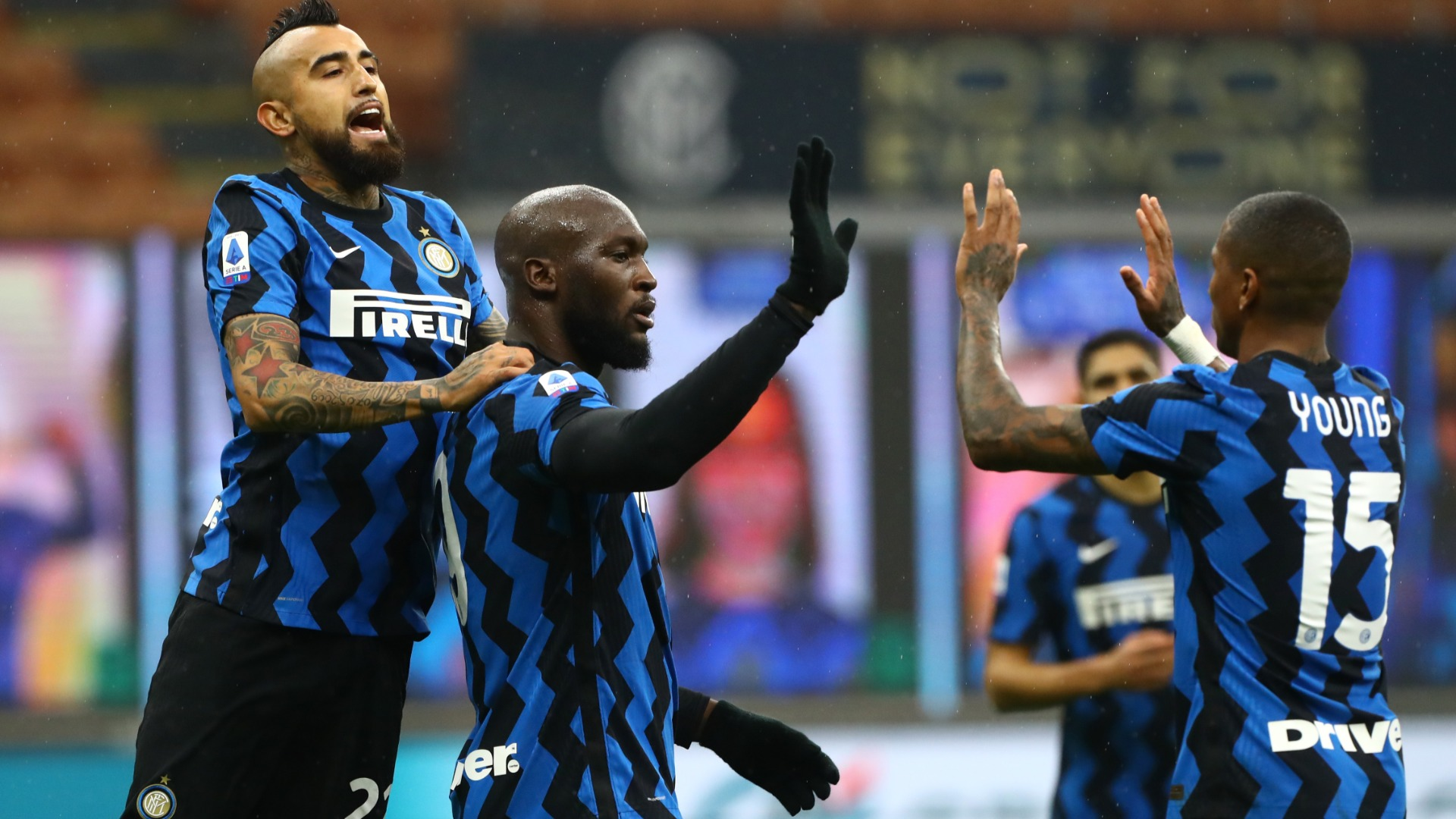 Inter 2-1 Spezia: Nerazzurri keep pressure on Milan with sixth successive win