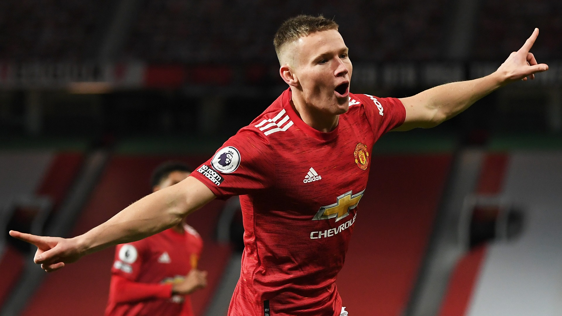 'Physical monster' McTominay can do everything, says Solskjaer