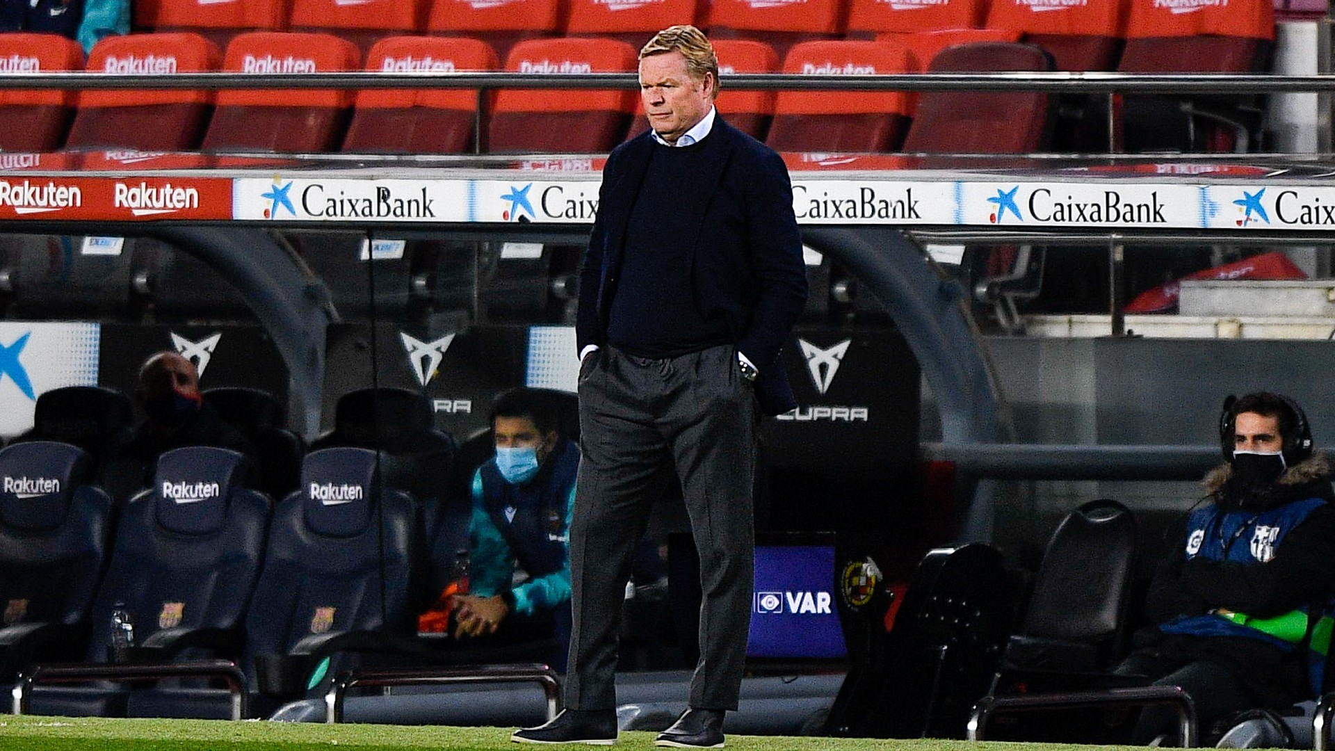 Madrid penalty decision cannot be understood – Koeman