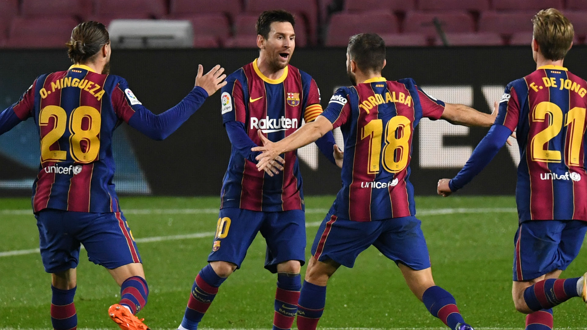 Messi feels impact of coronavirus pandemic: It's horrible to play without fans