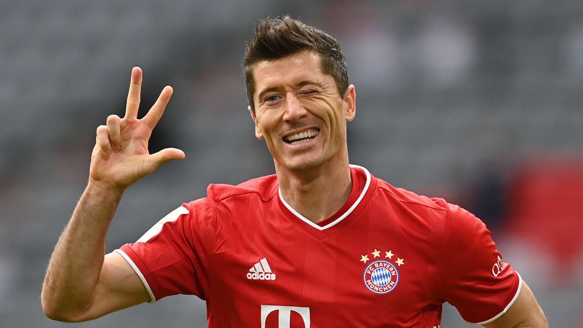 Messi and Ronaldo can sit at my table! - Lewandowski revels in being crowned world's best player