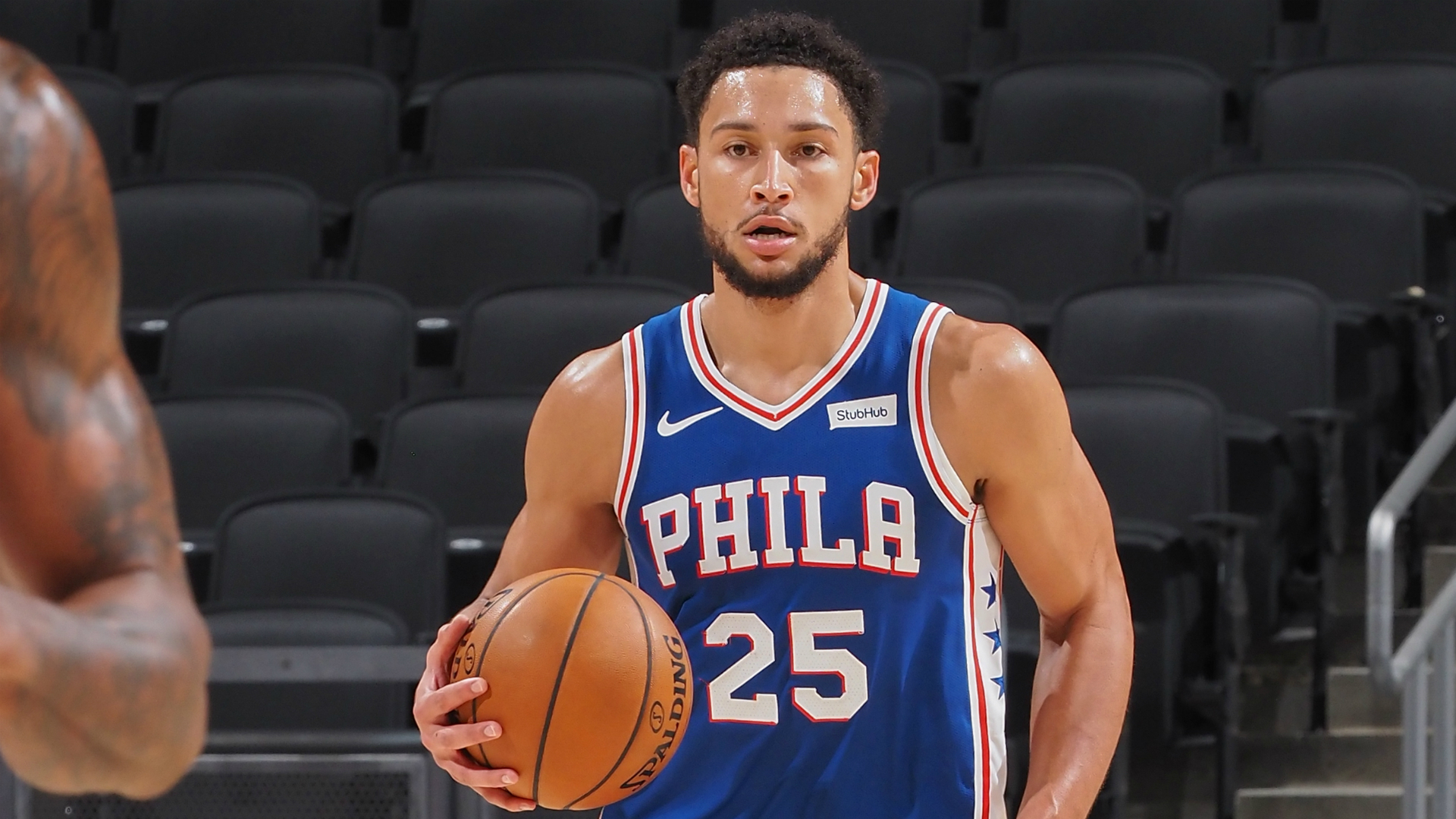 Simmons not worried about Harden trade rumours as 76ers star eyes NBA title