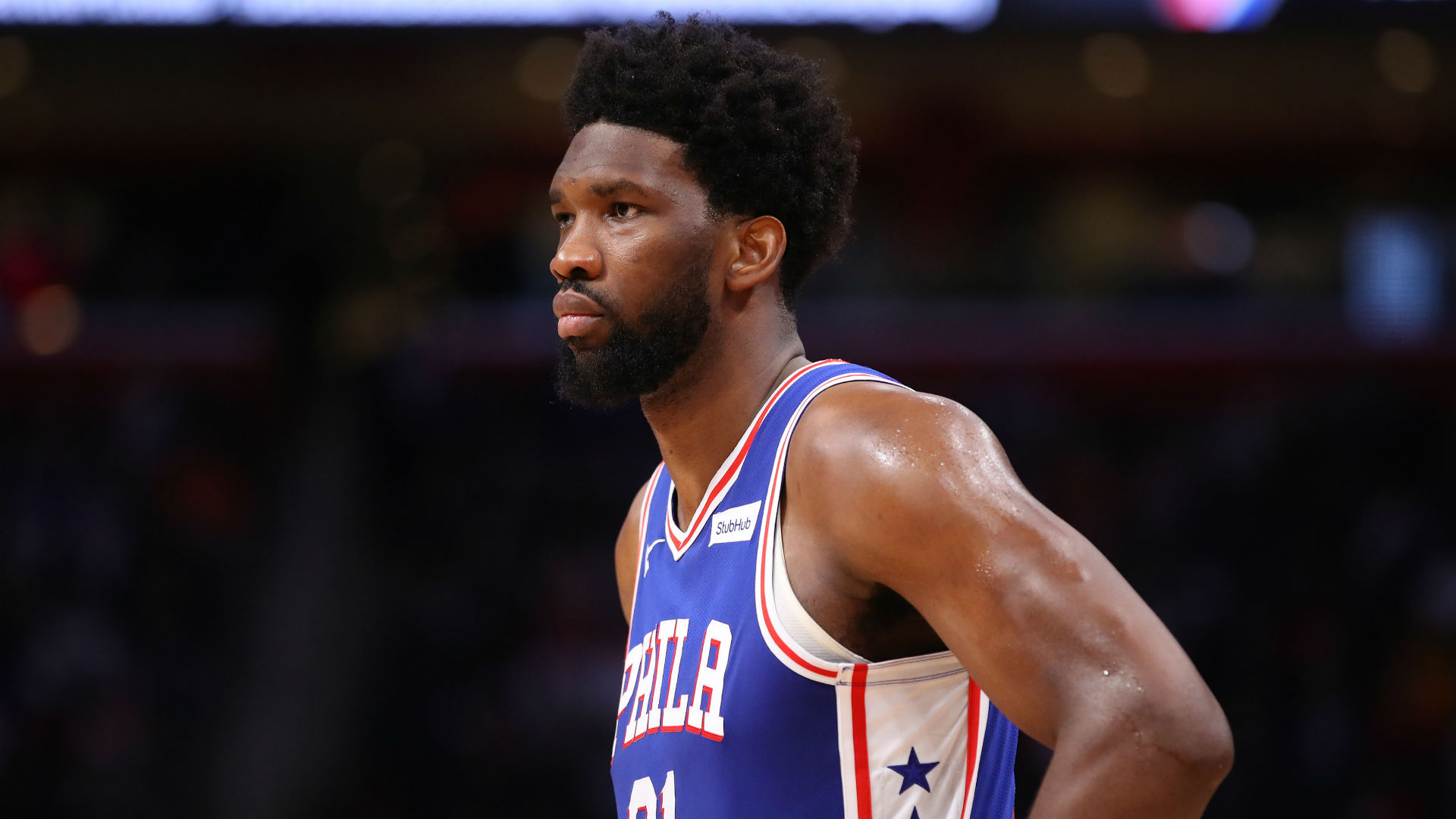 Embiid reacts to claims he opposed Ty Lue joining 76ers: 'That's got nothing to do with me'