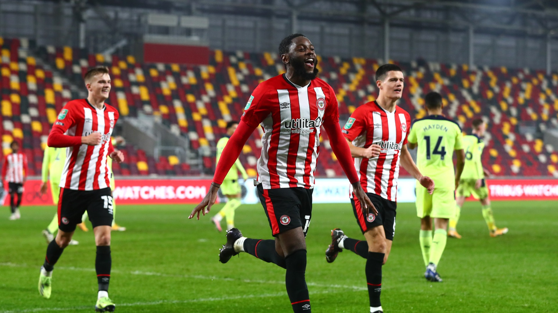 Brentford 1-0 Newcastle United: Bees continue to break new ground with another EFL Cup upset