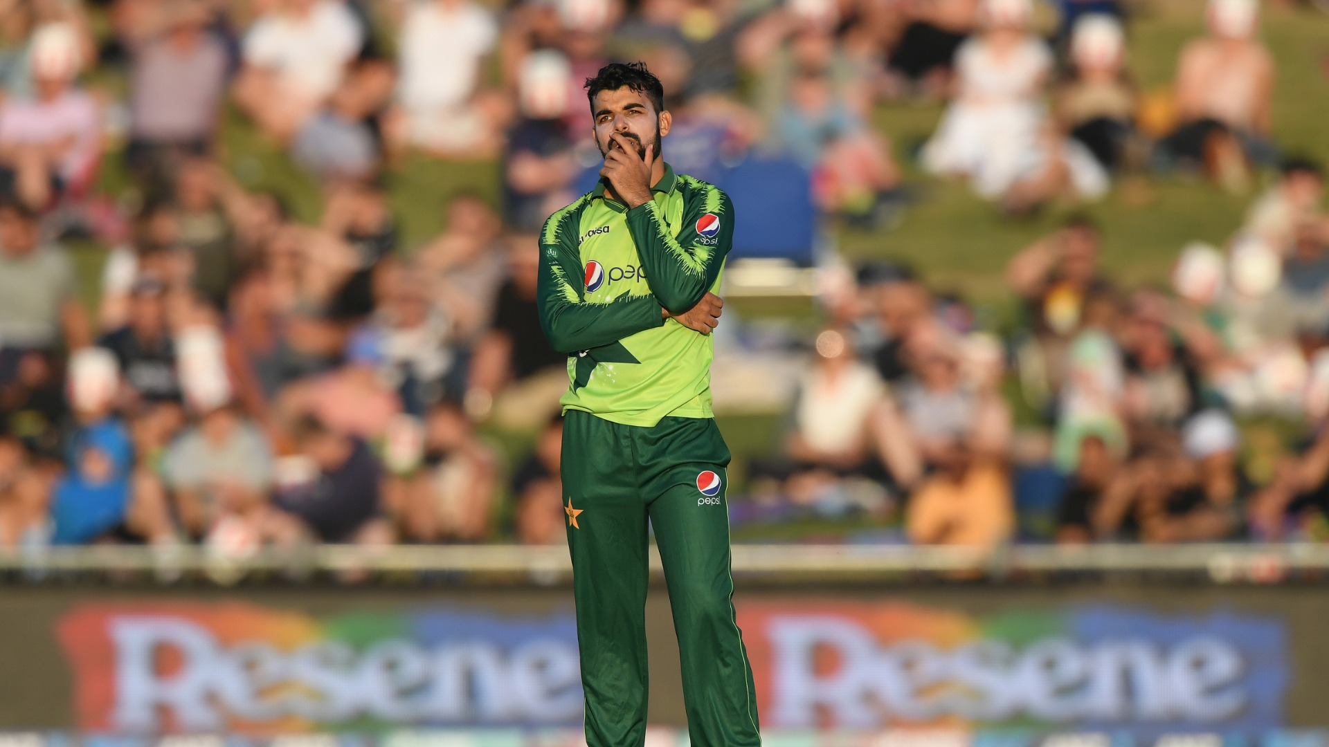 Pakistan all-rounder Shadab ruled out of Boxing Day Test
