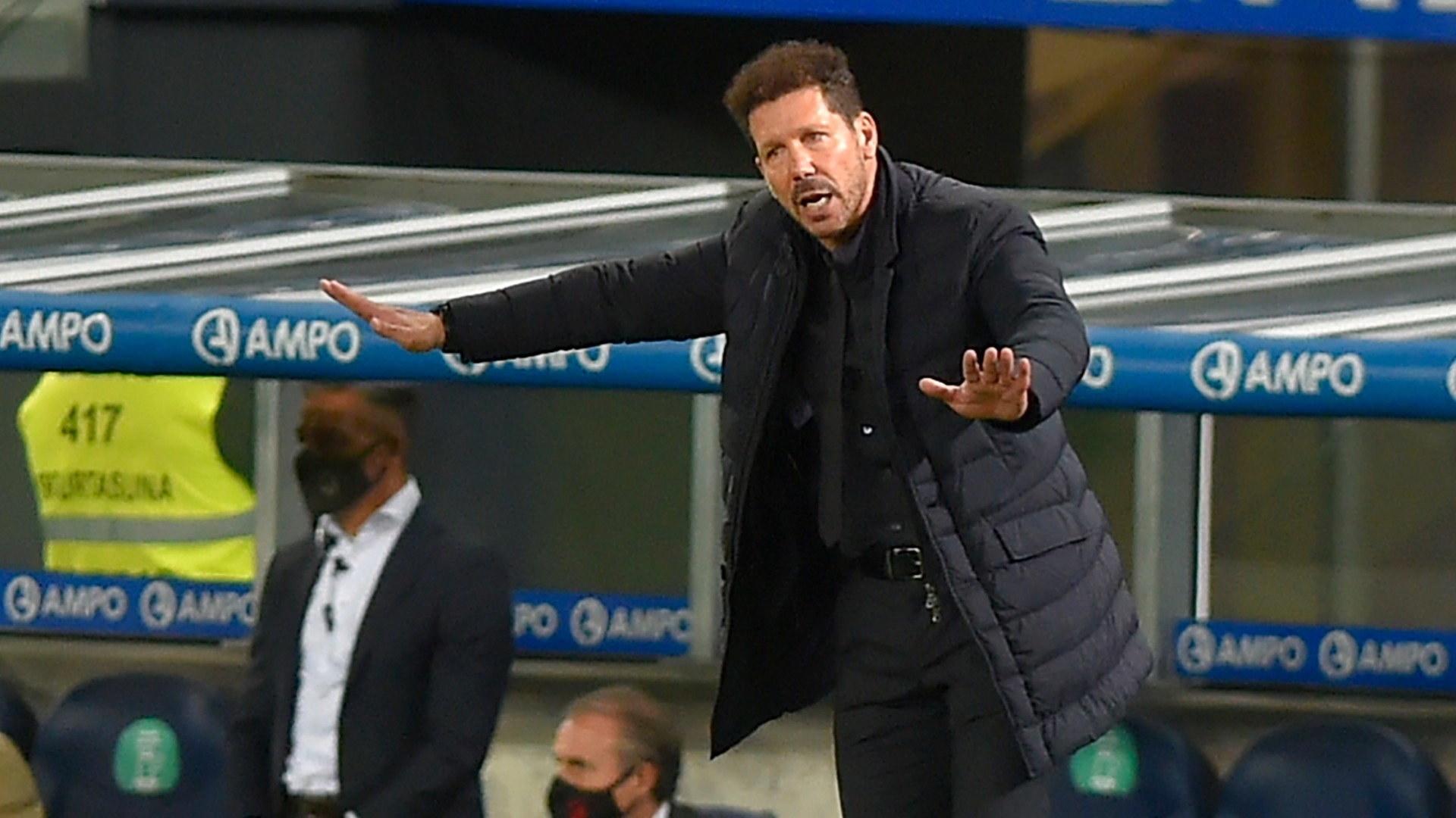 Simeone grateful but not arrogant after reaching 300 wins: 'They could kick me out tomorrow!'