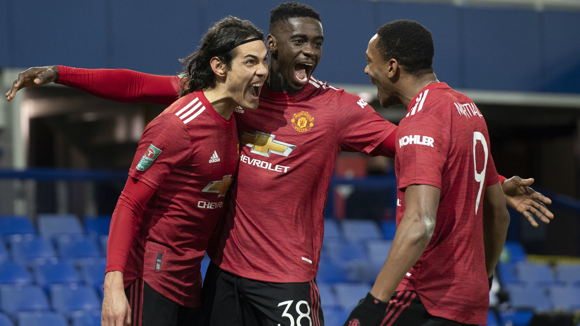 Martial's confidence was bruised – Solskjaer backs Man Utd forward after criticism