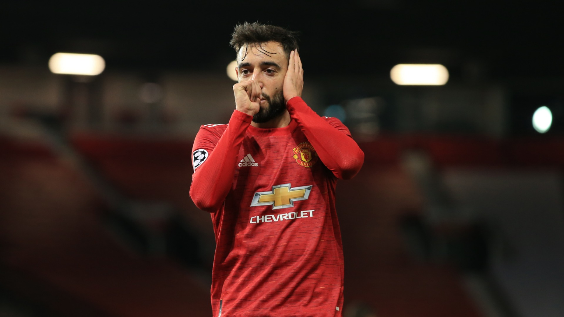Fernandes targets 'more goals and assists than games' for Man Utd