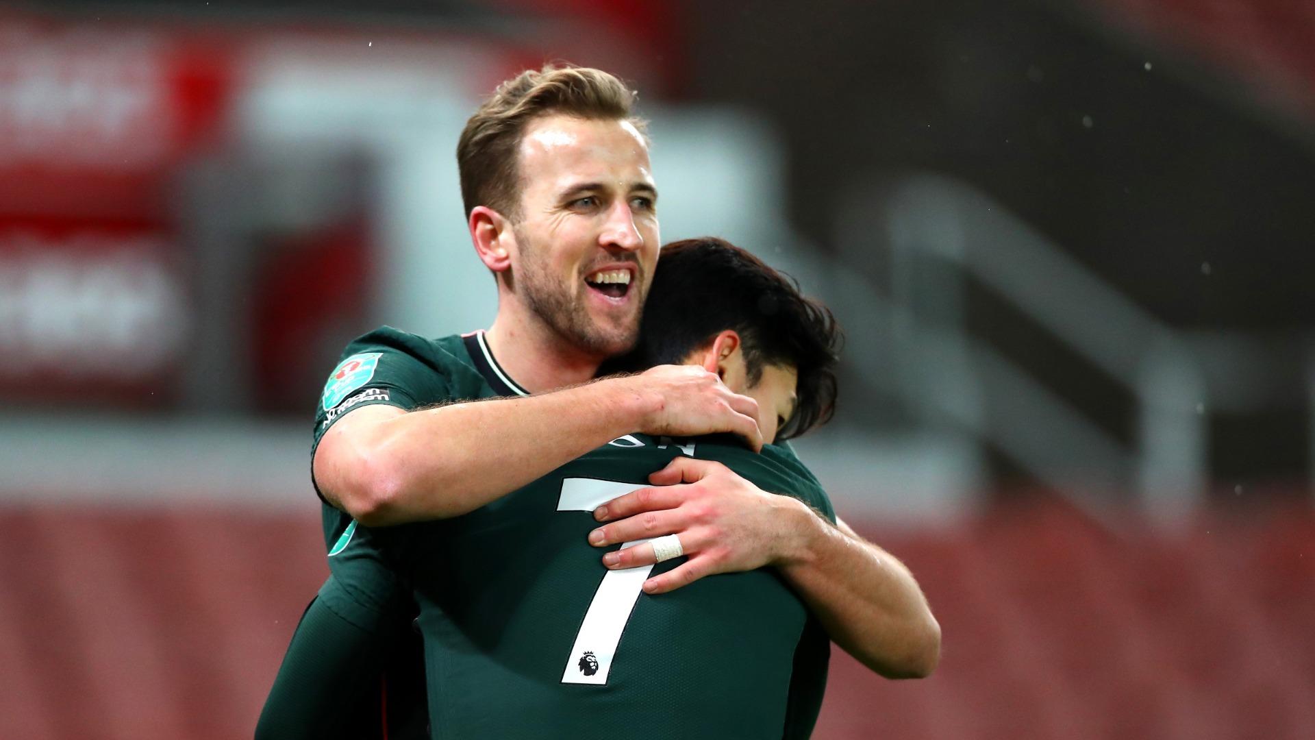 Stoke City 1-3 Tottenham: Kane on target as Spurs reach last four
