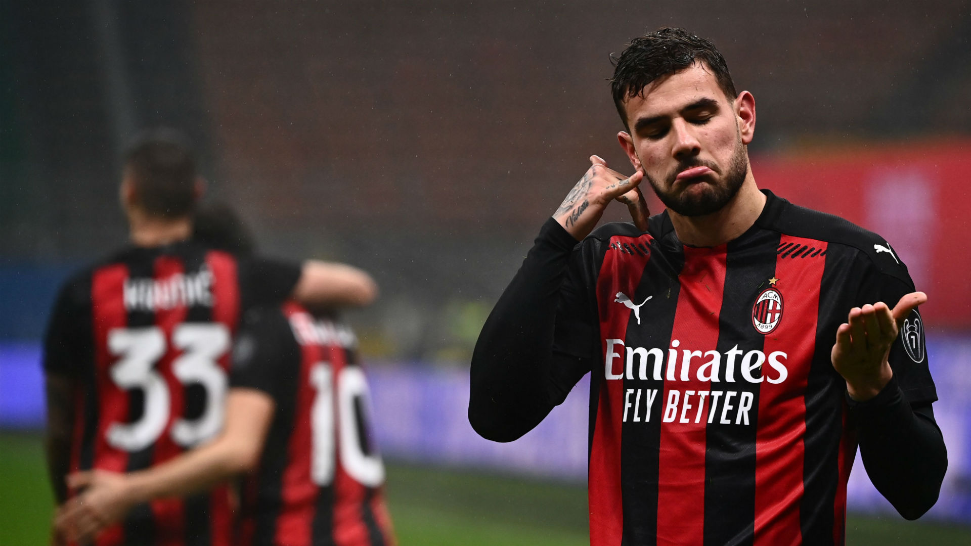 Milan 3-2 Lazio: Hernandez ensures Rossoneri end 2020 atop Serie A